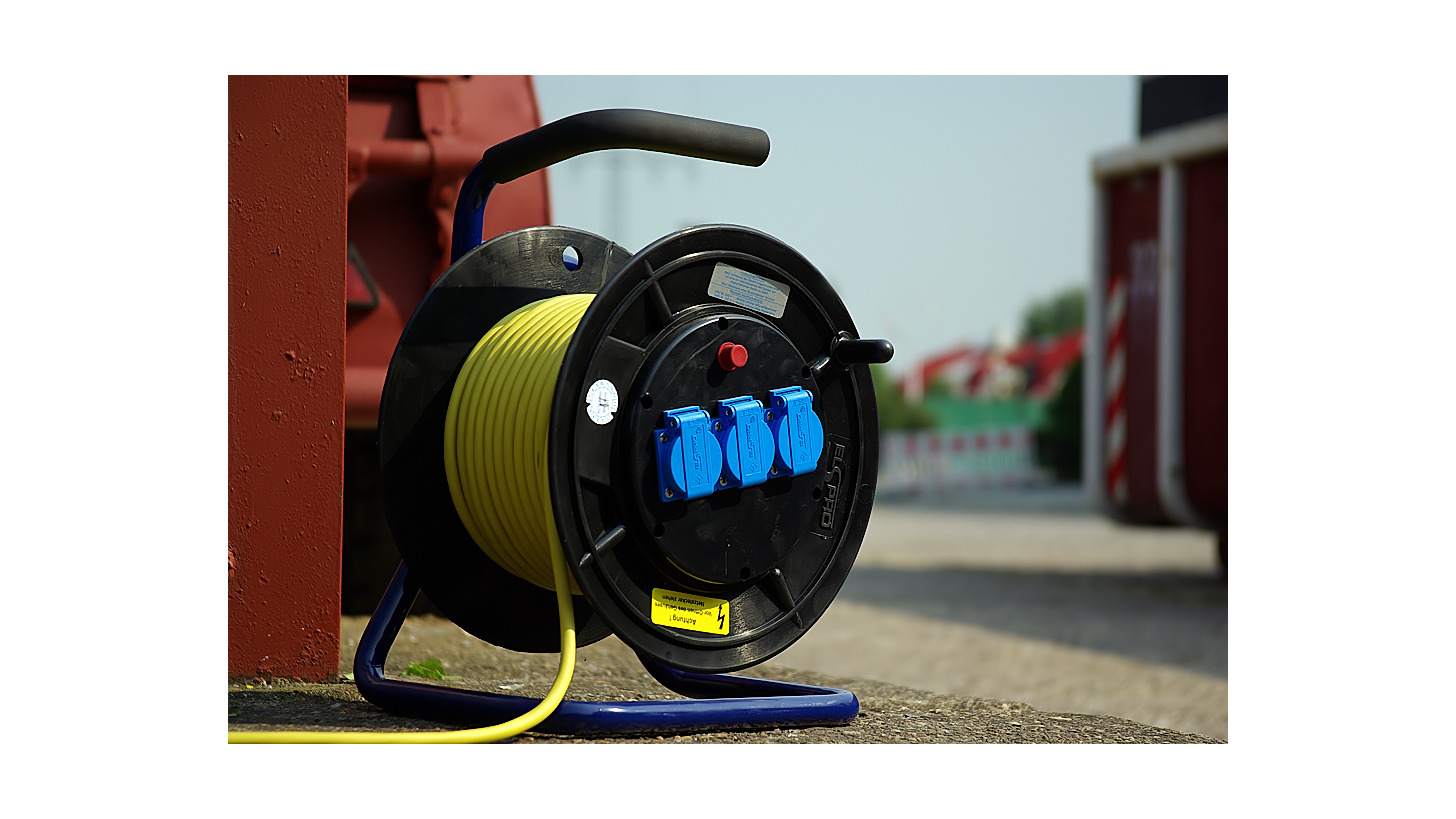 Logo ELSPRO cable reels