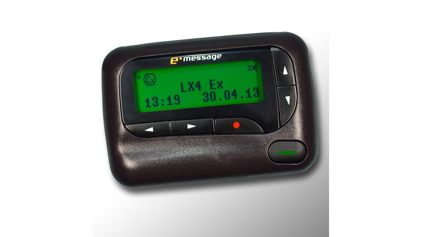 Logo e*Alarm LX4 Ex