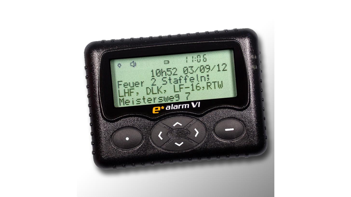 Logo e*Alarm VI