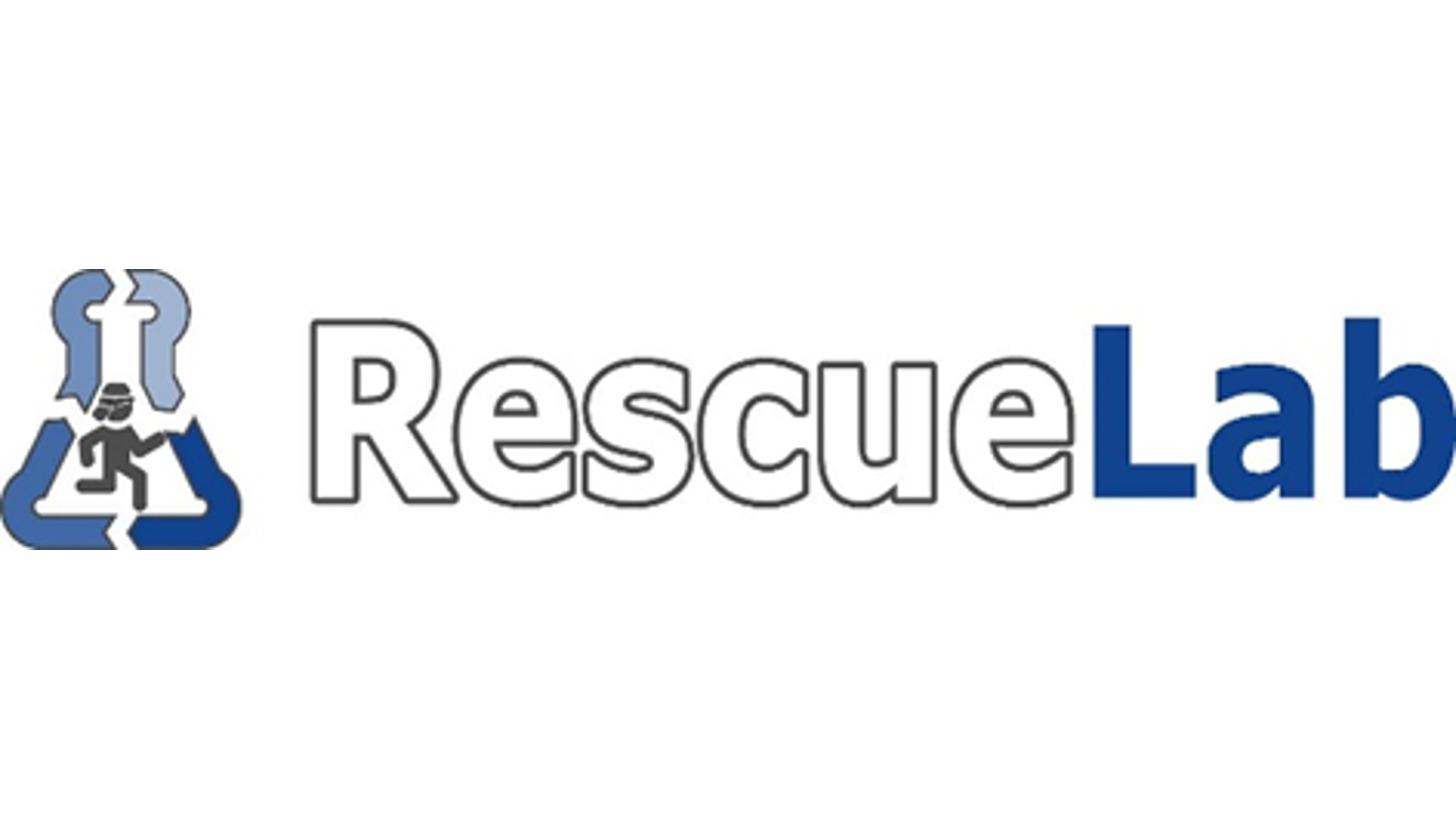 Logo RescueLab (Halle 012, Stand E09)