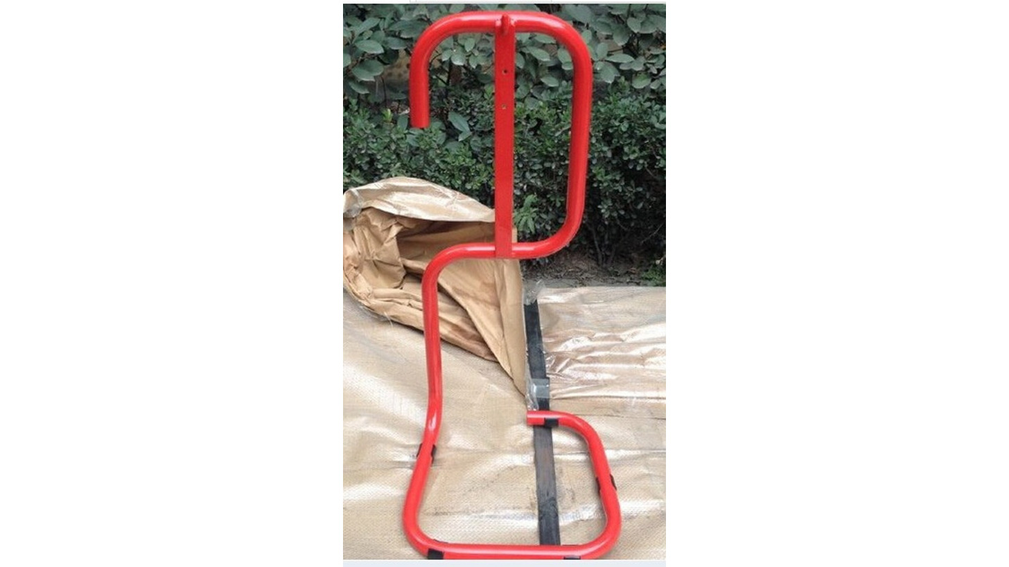 Logo Fire Extinguisher Stand