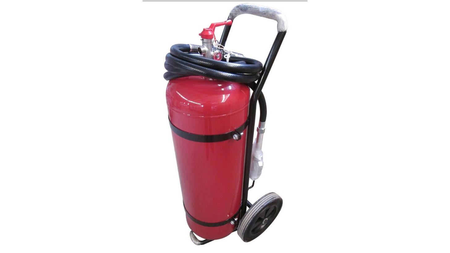 Logo Trolley Extinguisher