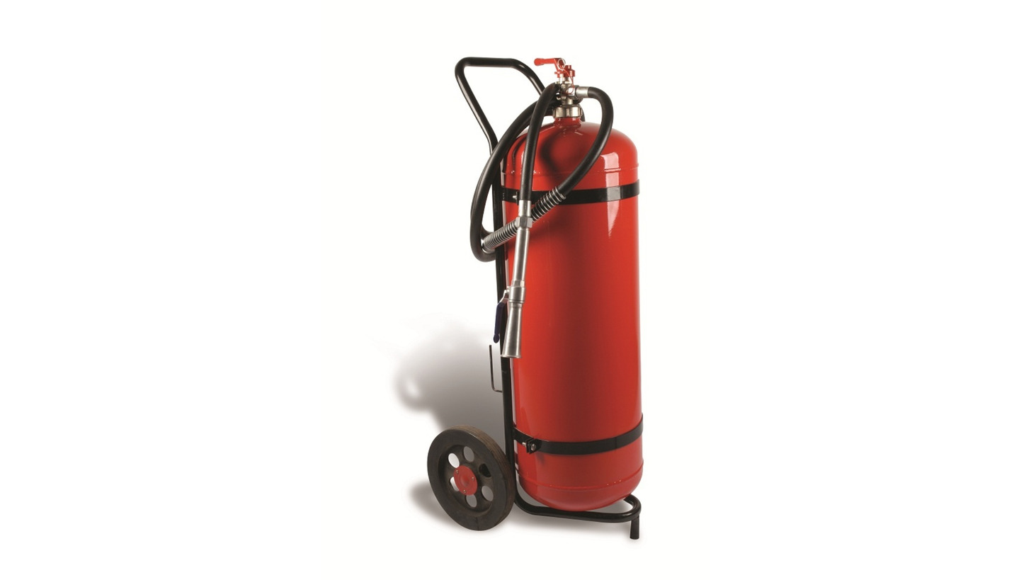 Logo Trolley Fire Extinguisher