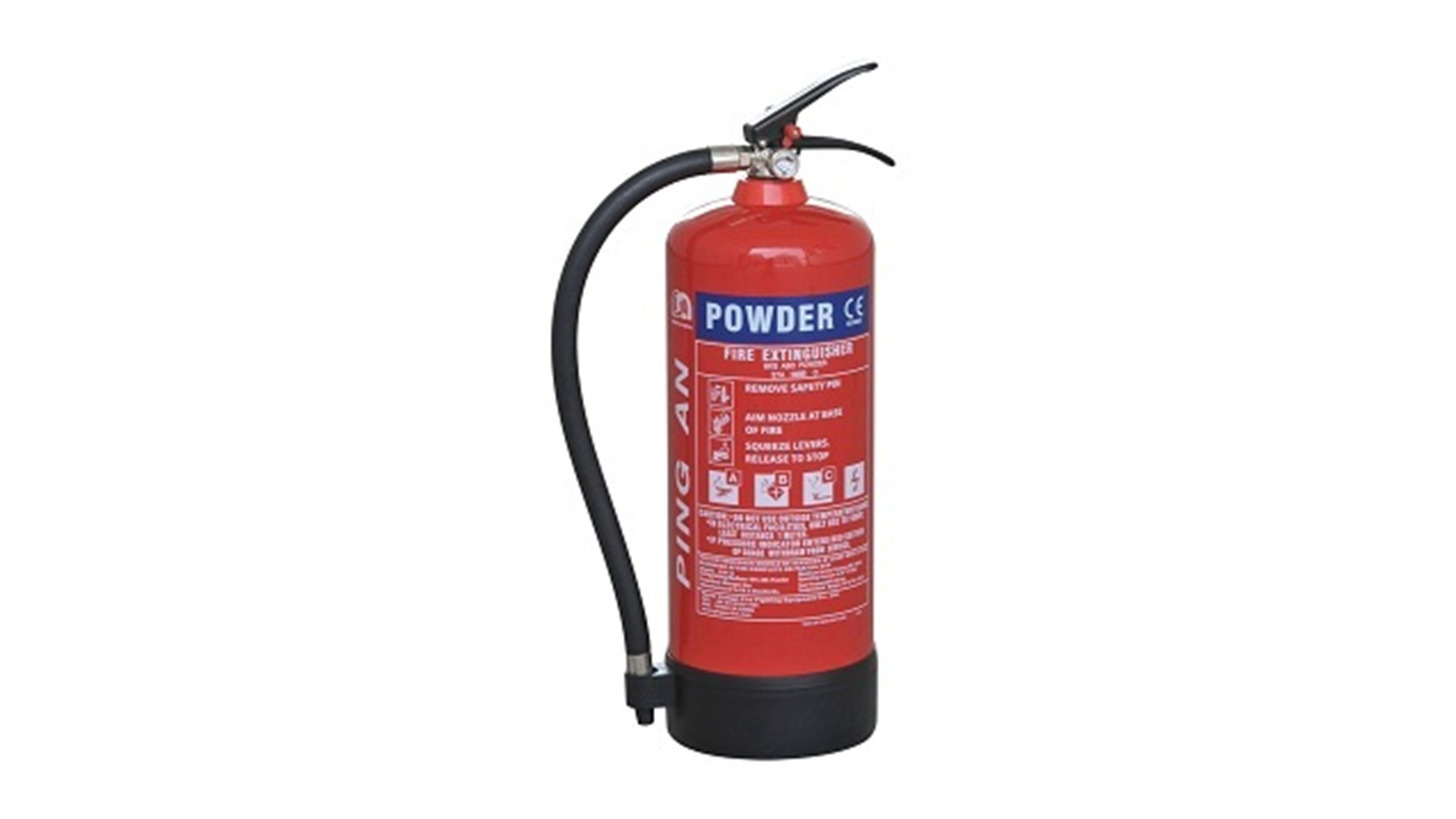 Logo Portable Fire Extinguisher