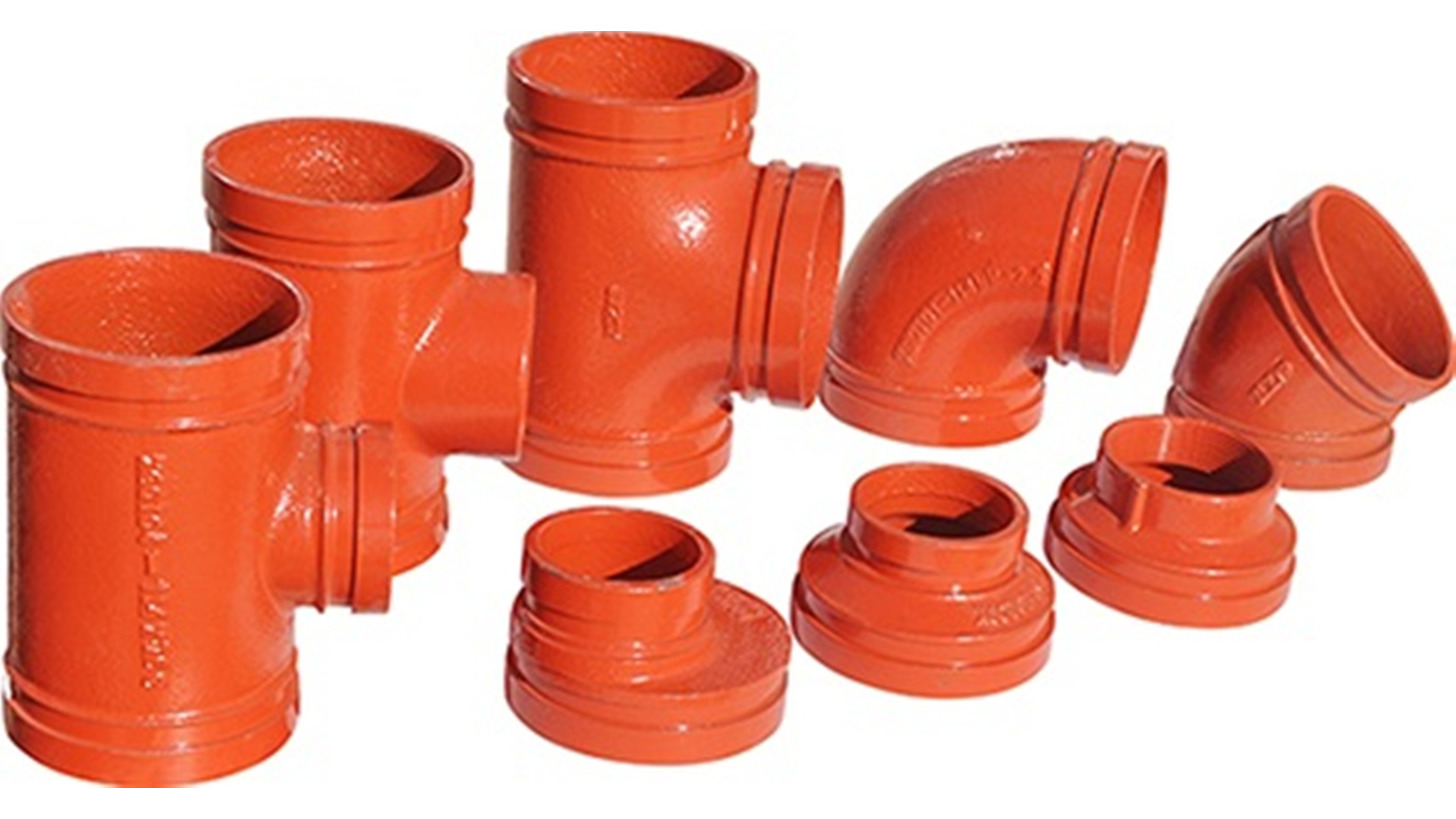Logo Grooved Fittings