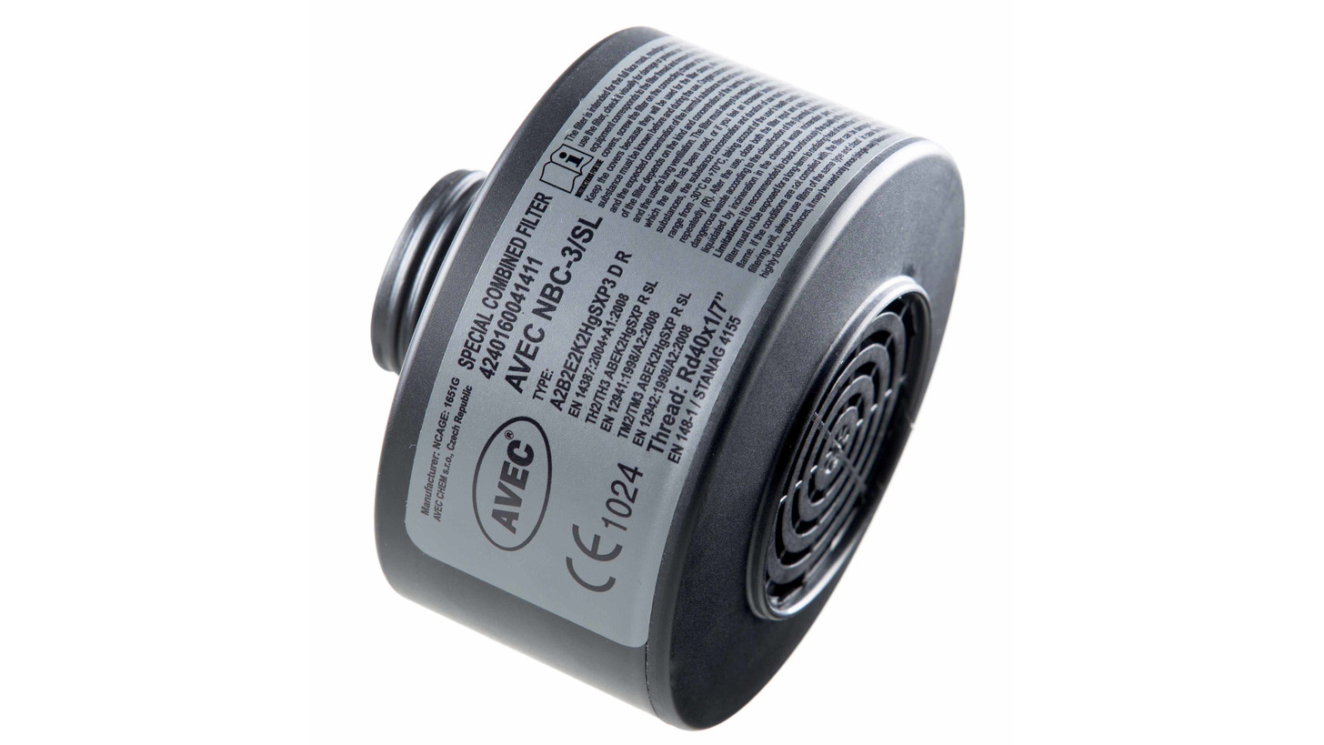 Logo Filter Canister NBC-3/SL