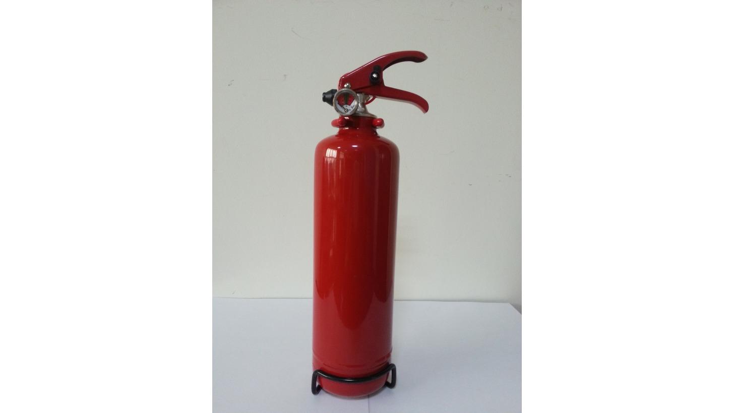 Logo 1L Foam Fire Extinguisher