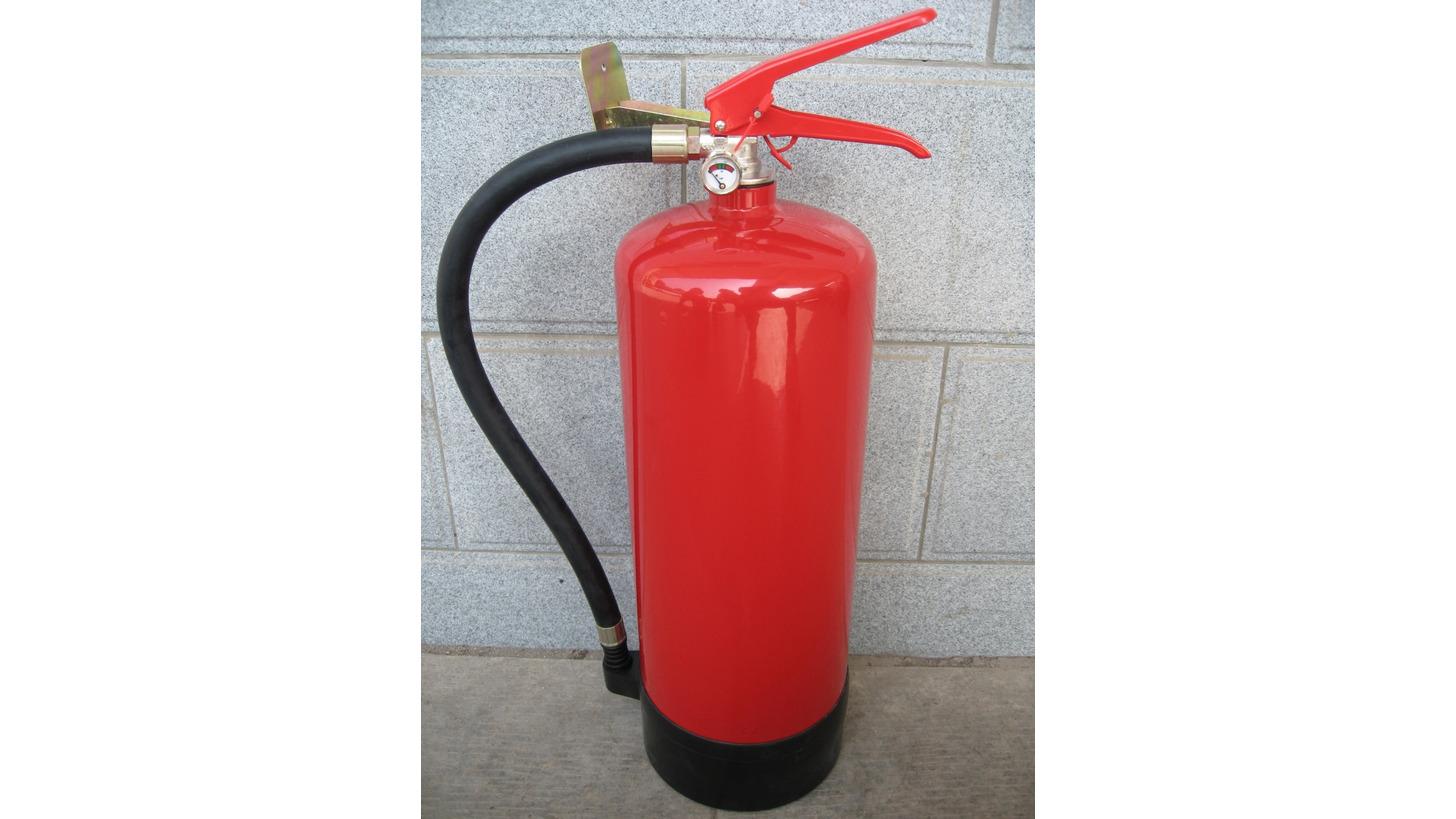 Logo 6KG Dry Powder Fire Extinguisher