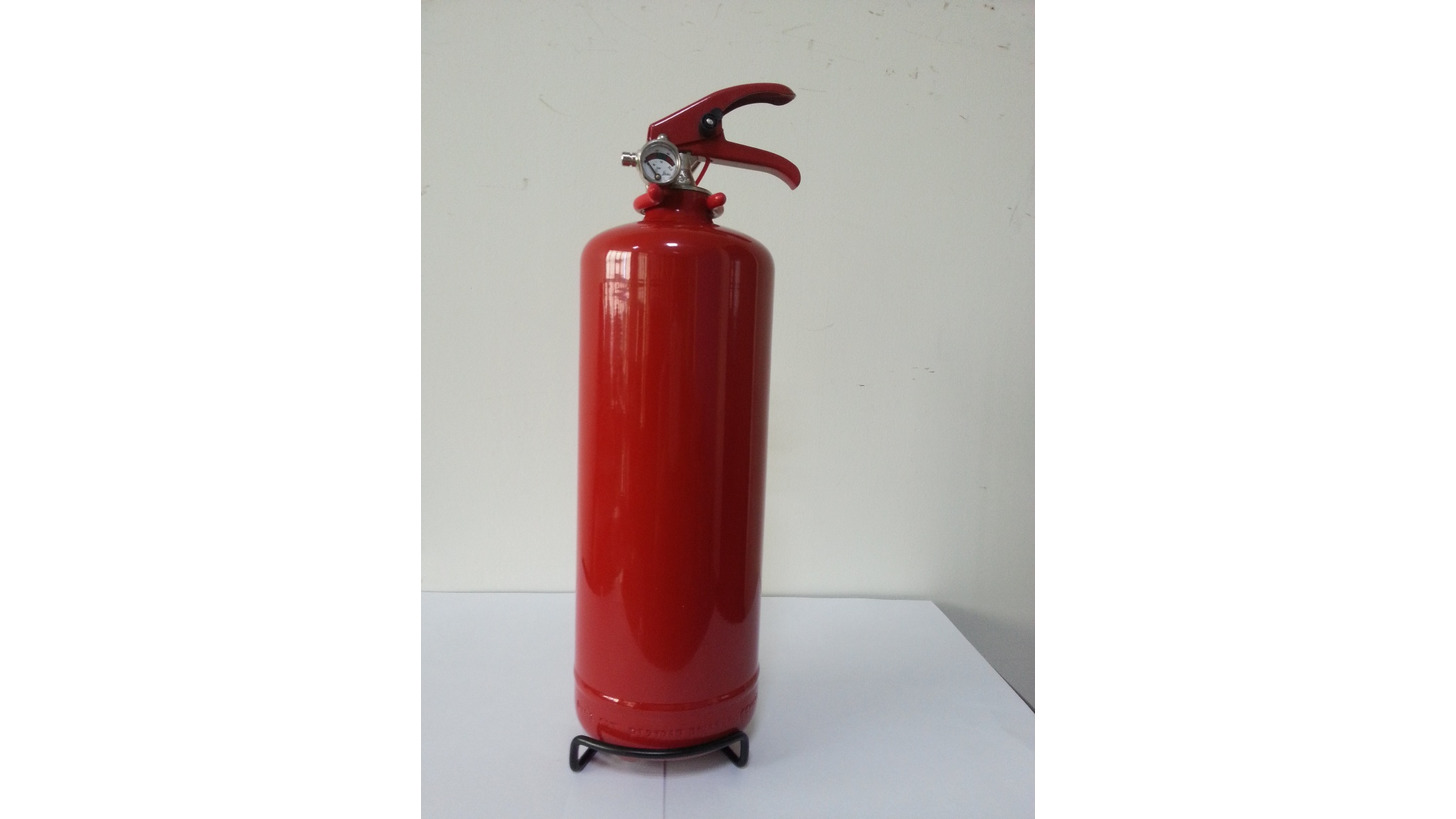 Logo 2KG Dry Powder Fire Extinguisher