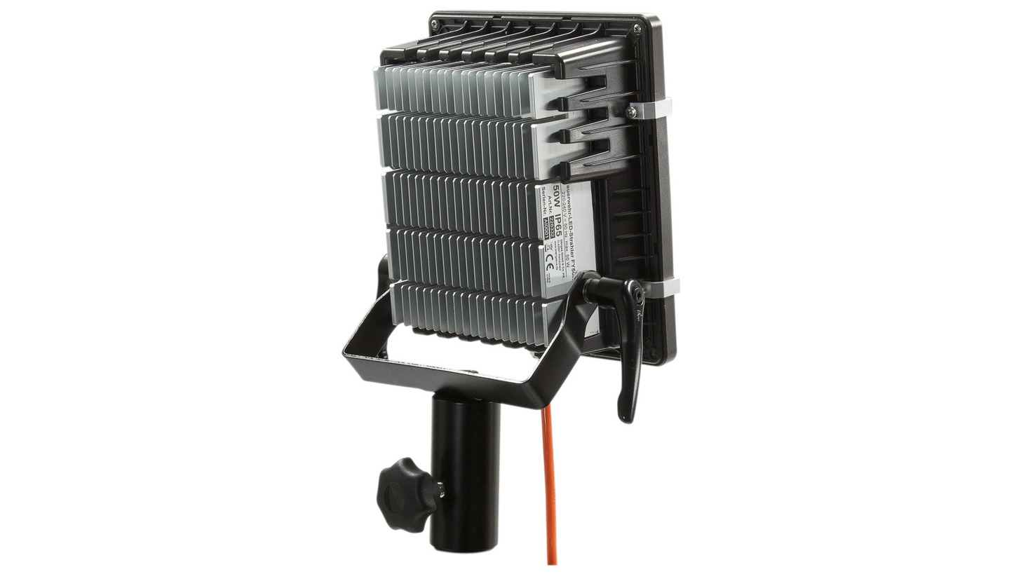 Logo Fire brigade LED floodlight 50W