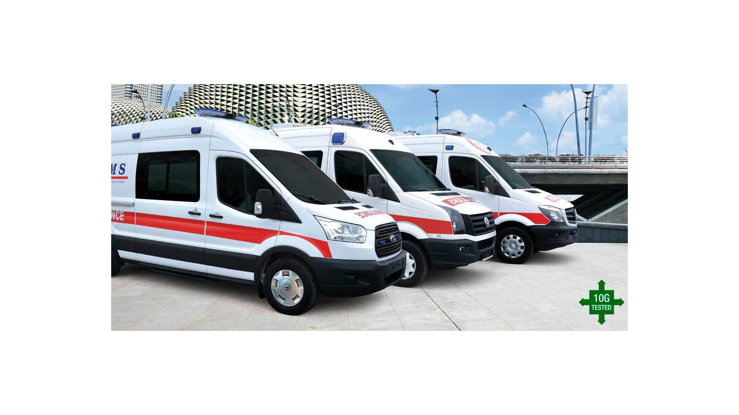 Logo Ambulances