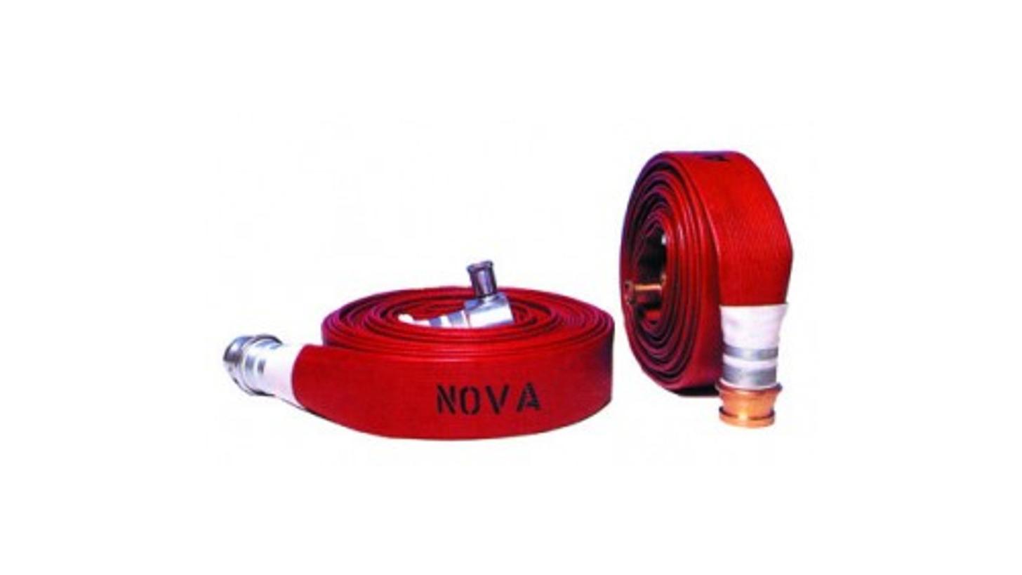 Logo Nova Type 3 Fire Hose