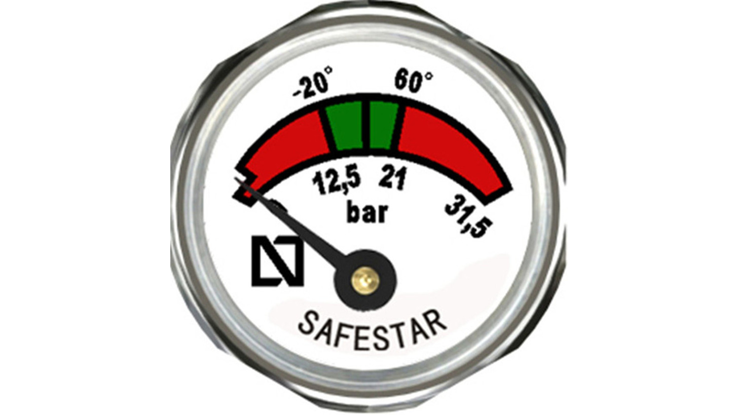 Logo GAUGES FOR FIRE EXTINGUISHERS