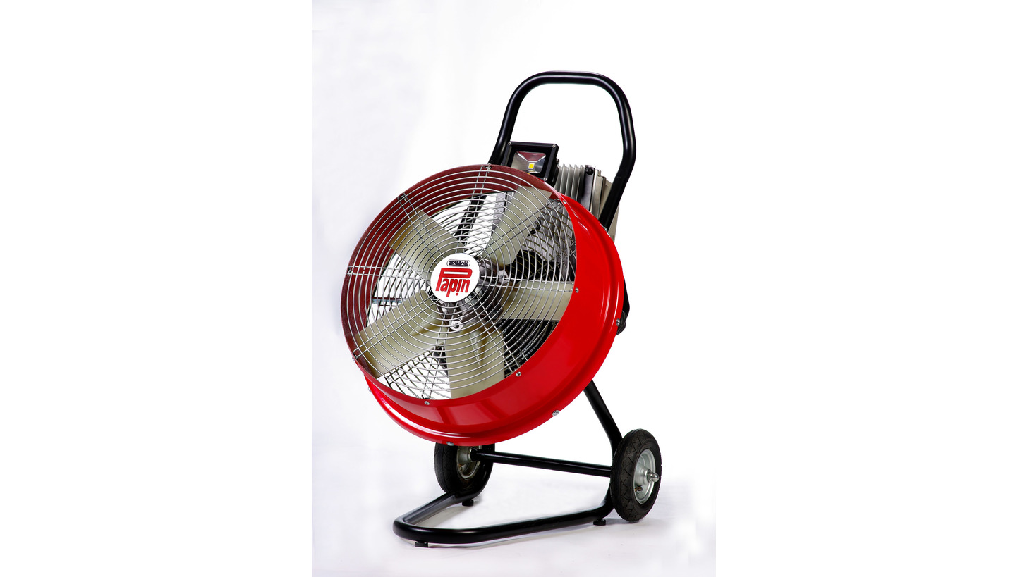 Logo Special Blowers and Pressure Ventilation