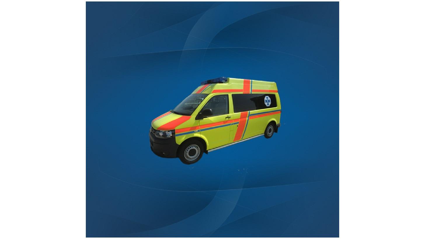 Logo Krankentransportwagen