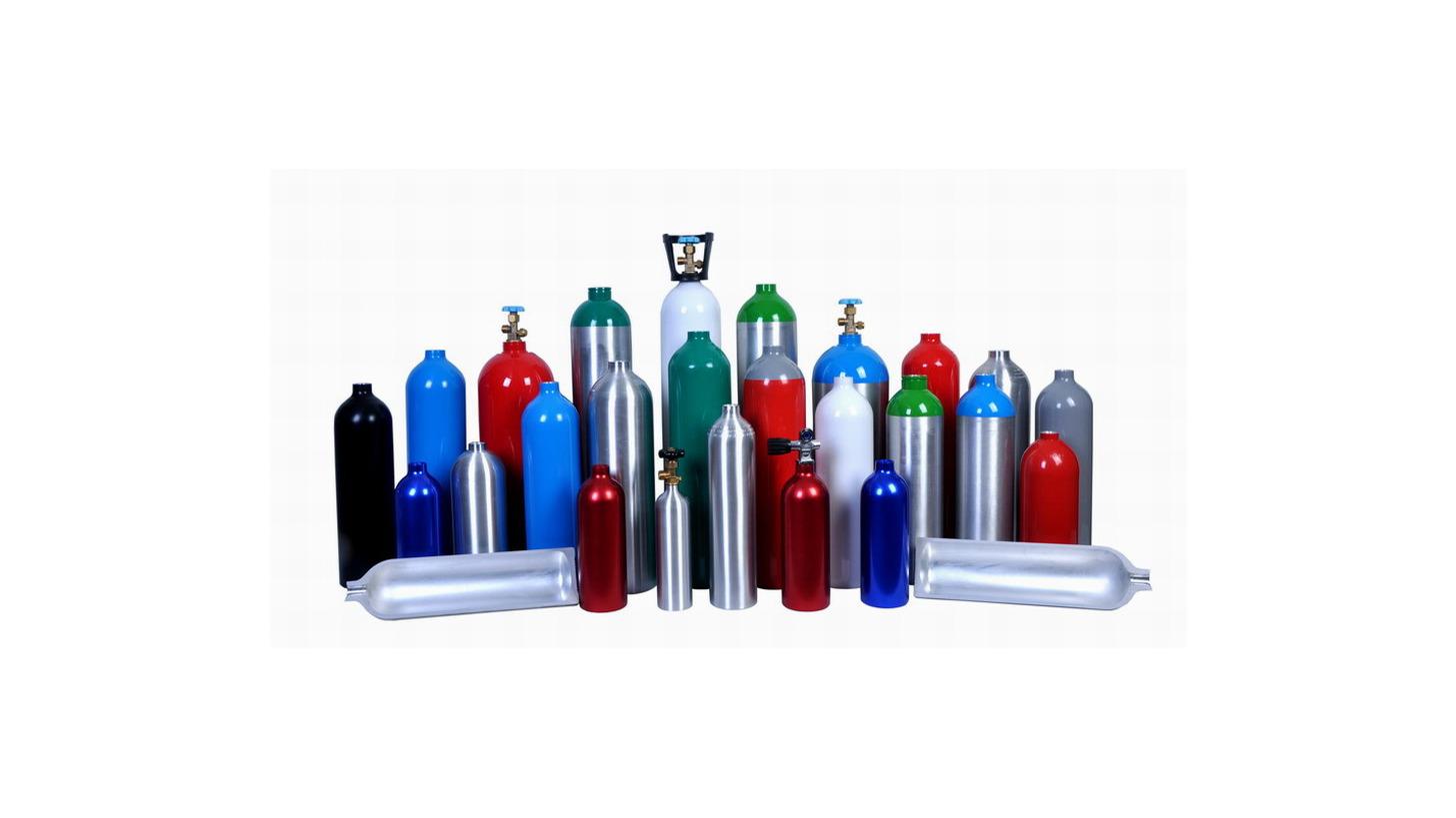 Logo High Pressure Aluminum Cylinders