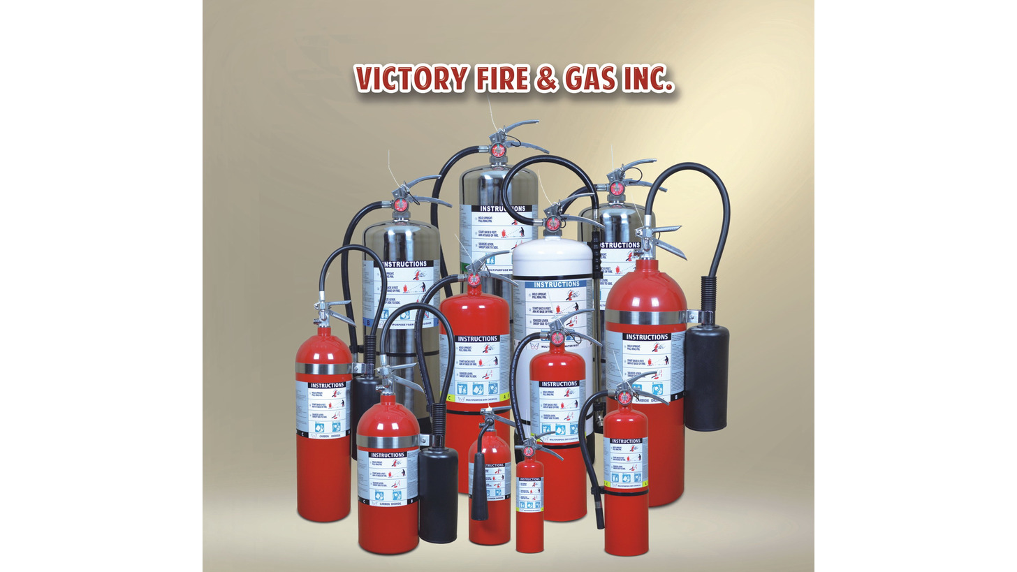 Logo UL Standard Fire Extinguishers