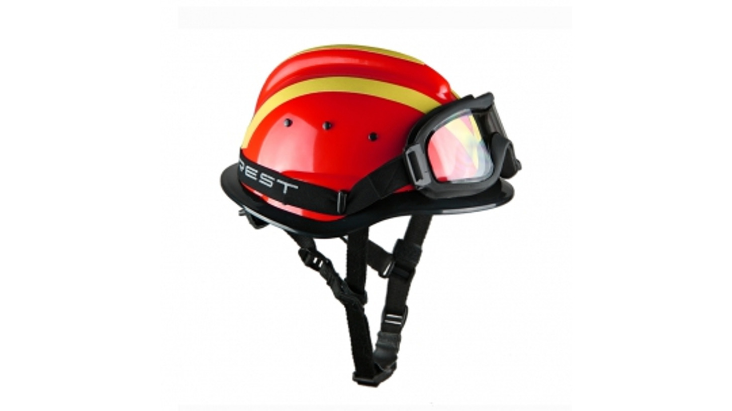 Logo Firefighter Helmet VF2