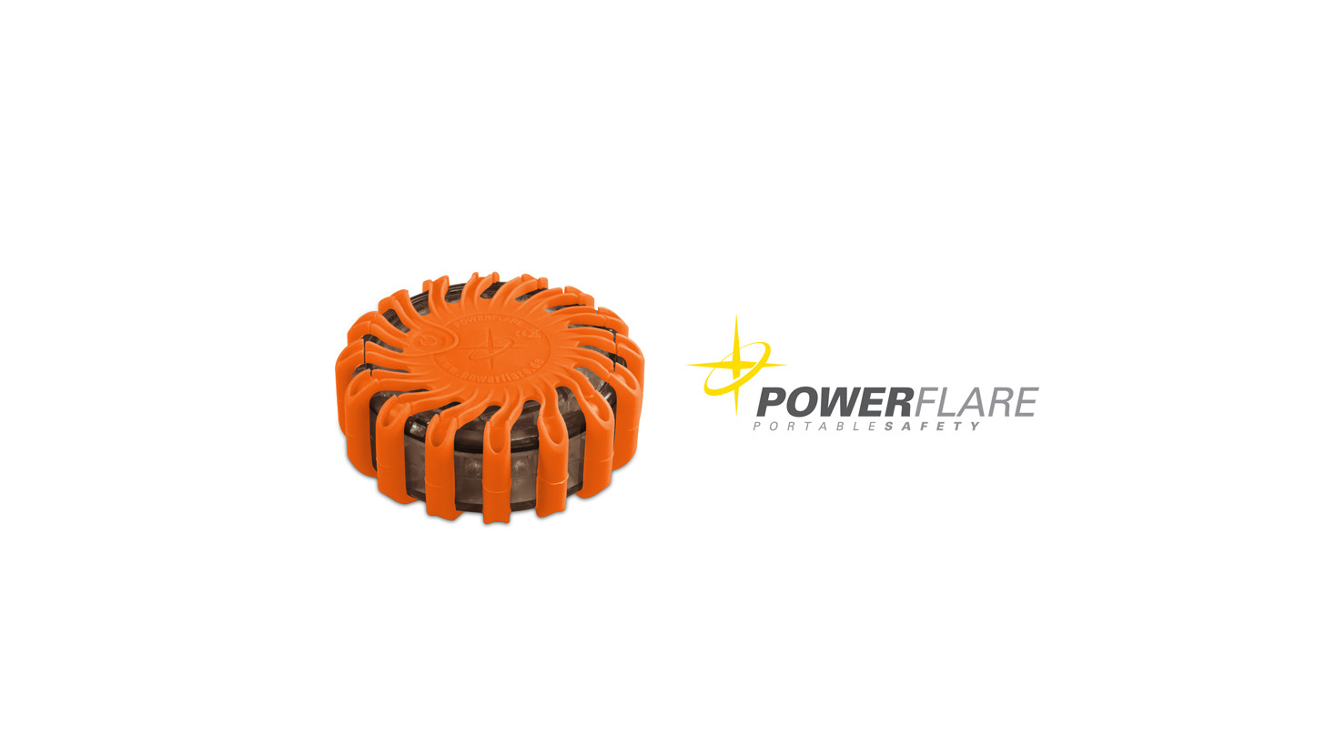Logo Powerflare Mini