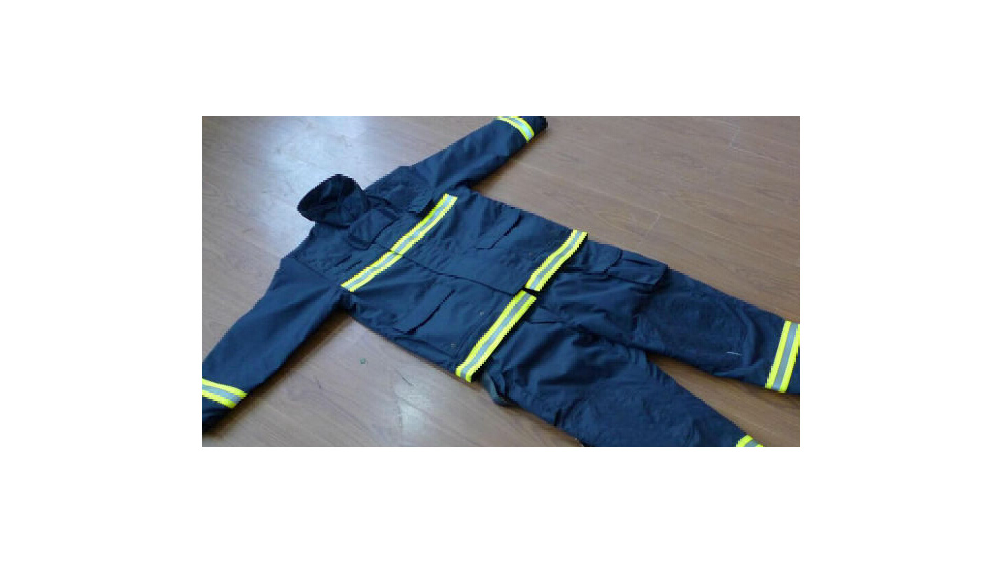 Logo Firefighting Protective Suits 9CII