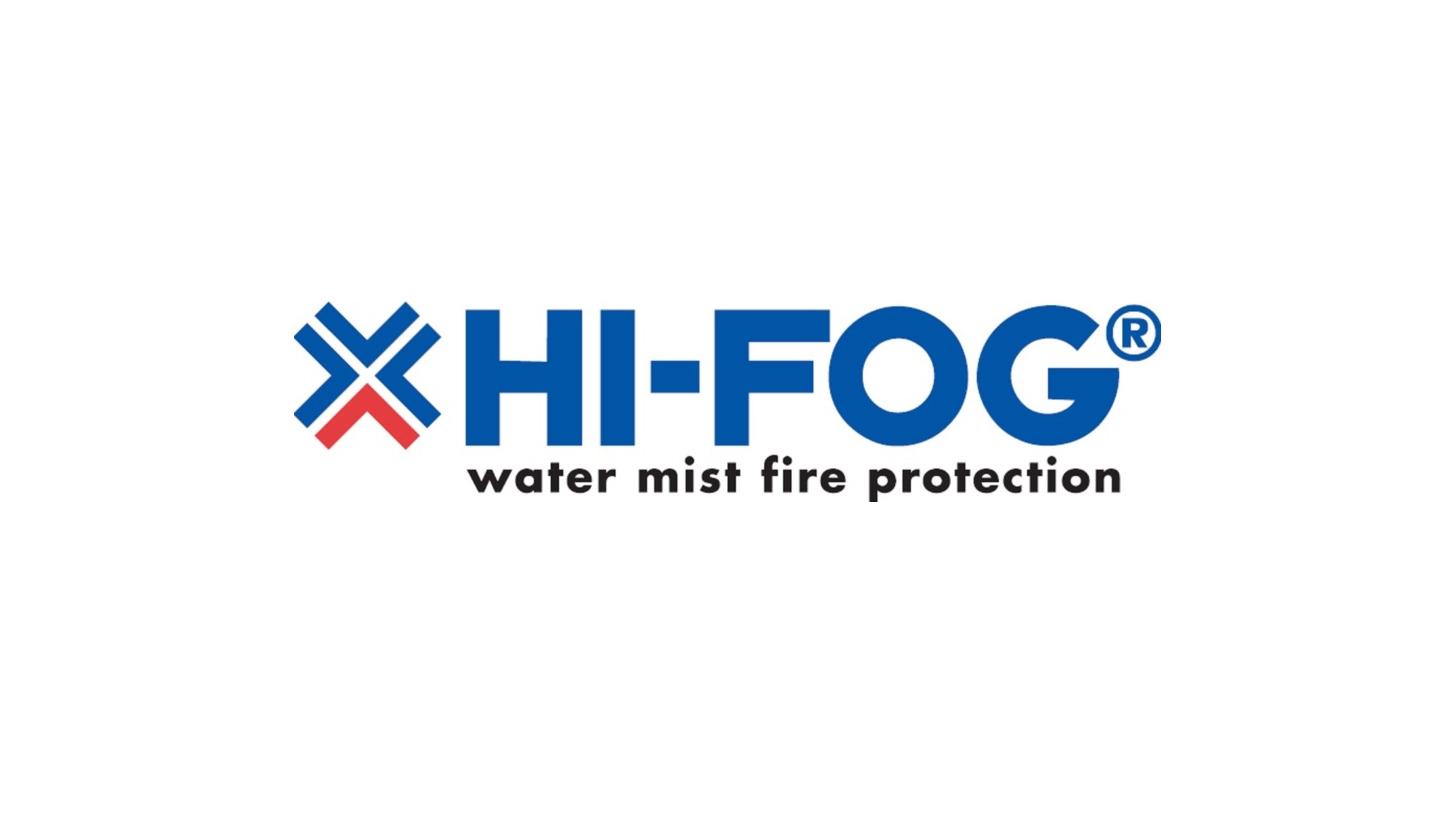 Logo HI-FOG® Wassernebel-Löschtechnologie
