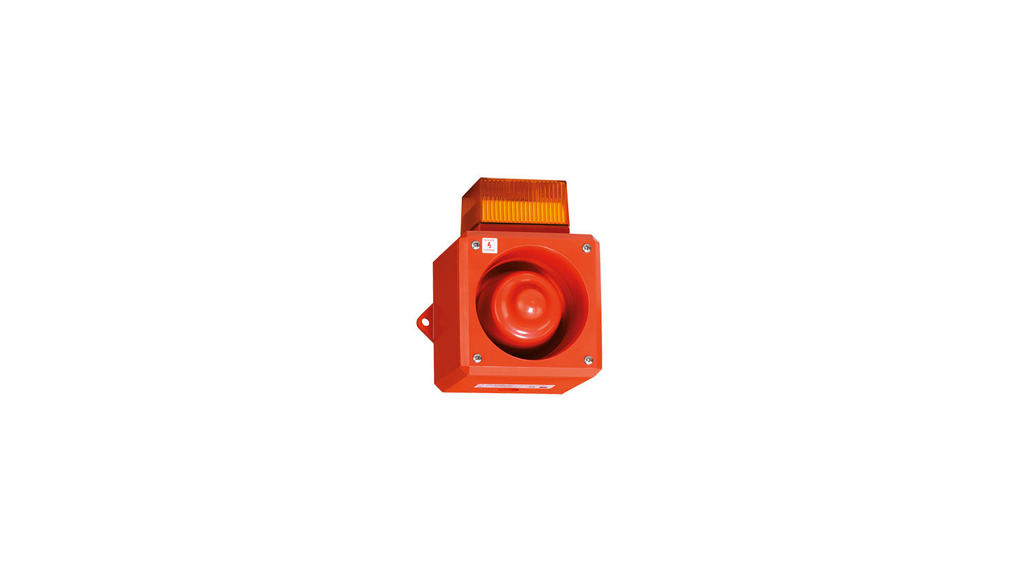 Logo Industrieausführung Kombinationssignal