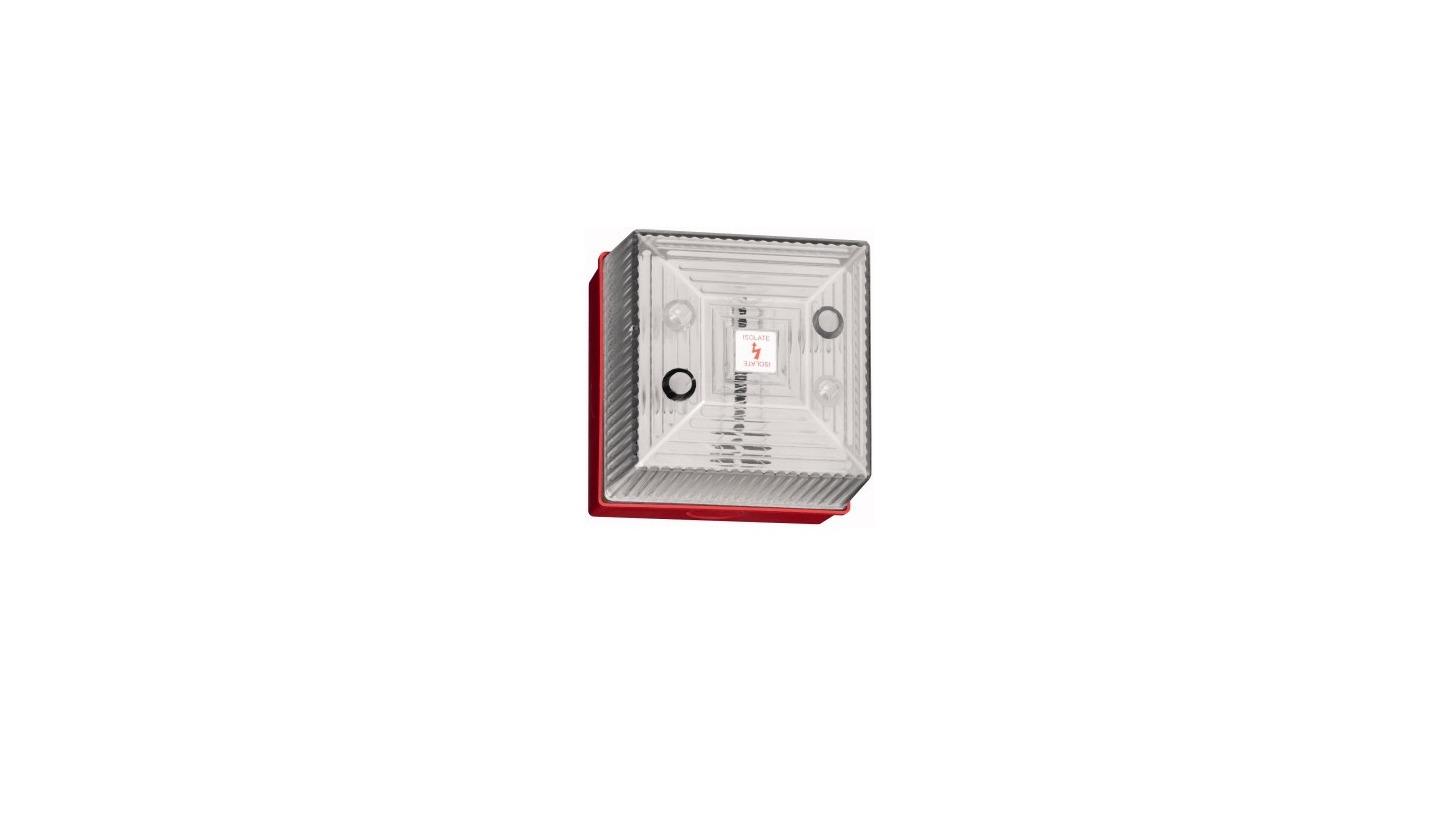 Logo Visual Alarm Device EN54 - 23