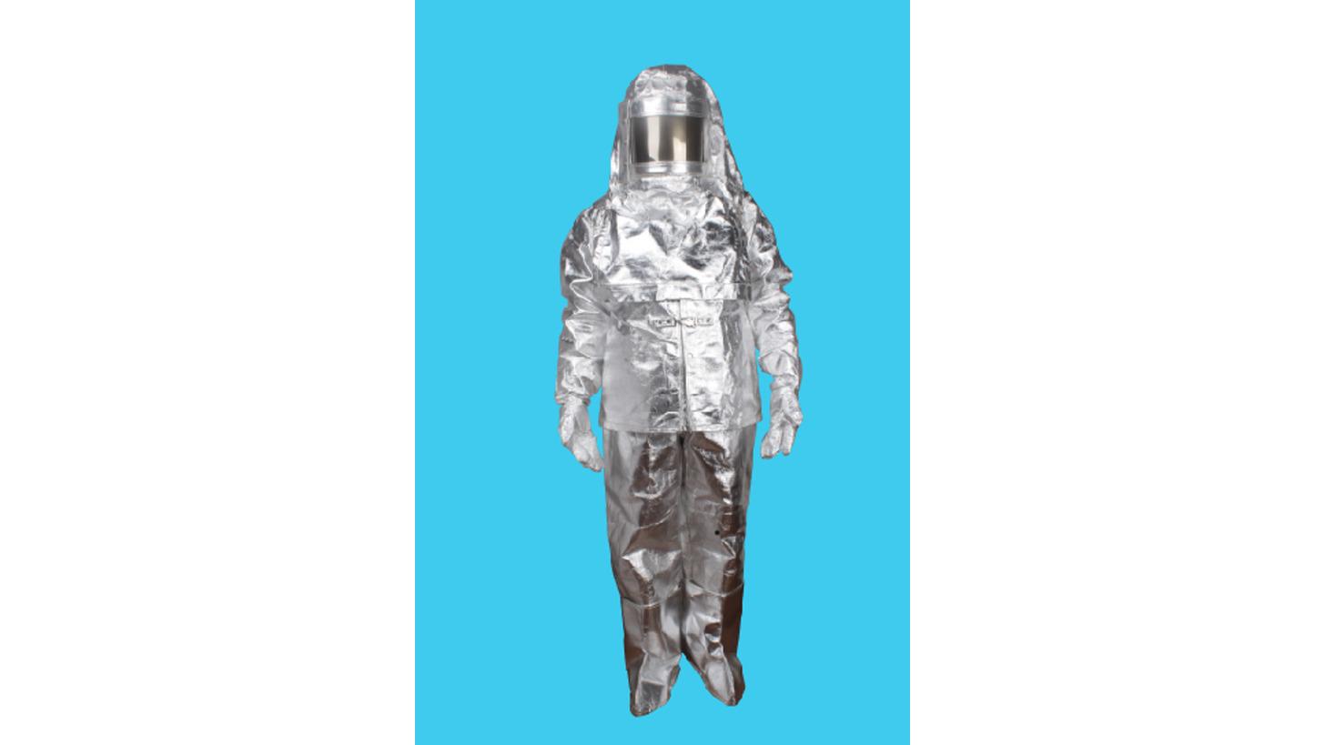 Logo Fire Resistant Suit