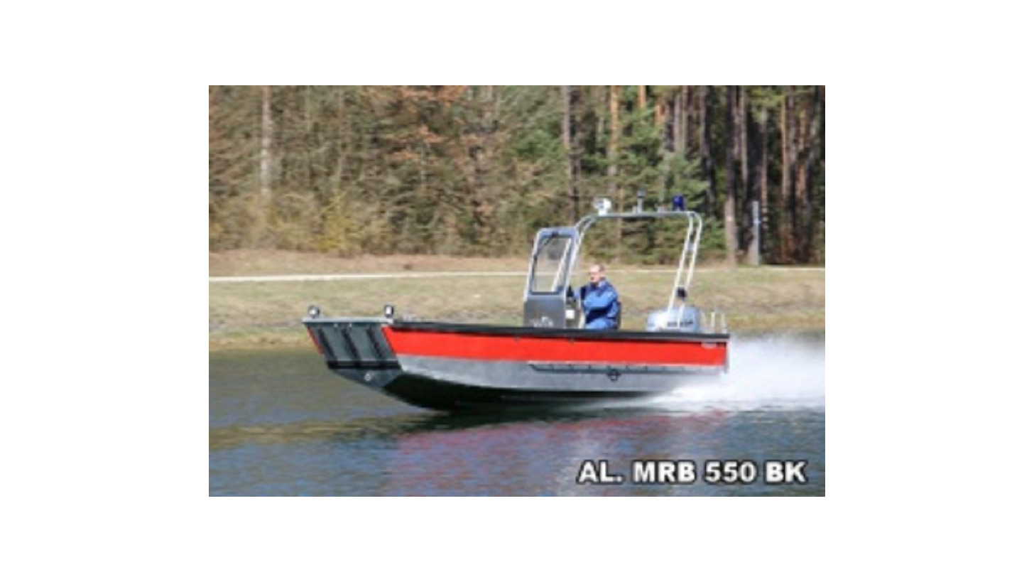 Logo Arbeits- & Rettungsboote mit Bugklappe