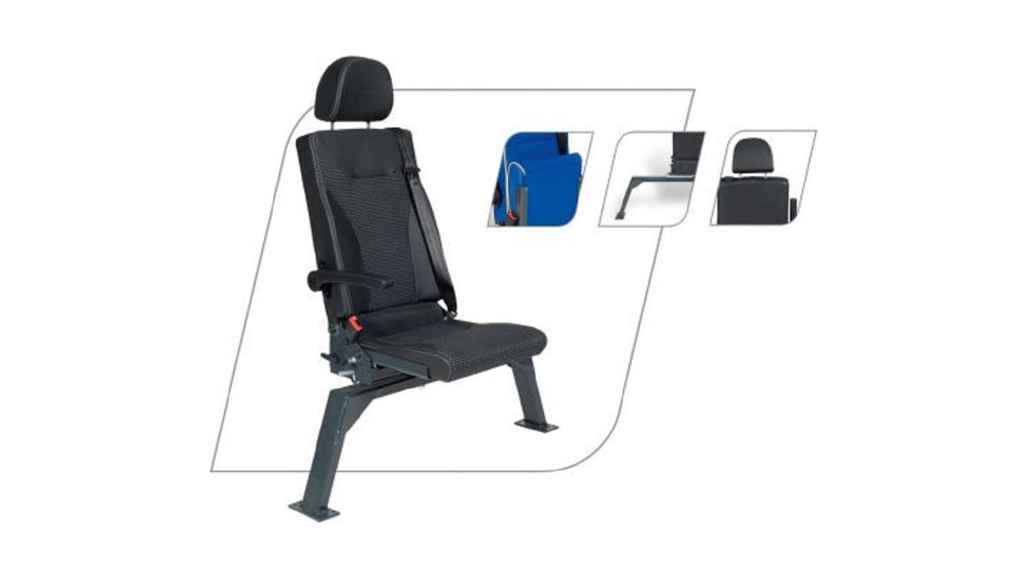 Logo Seating-Systems - Ambulance seats