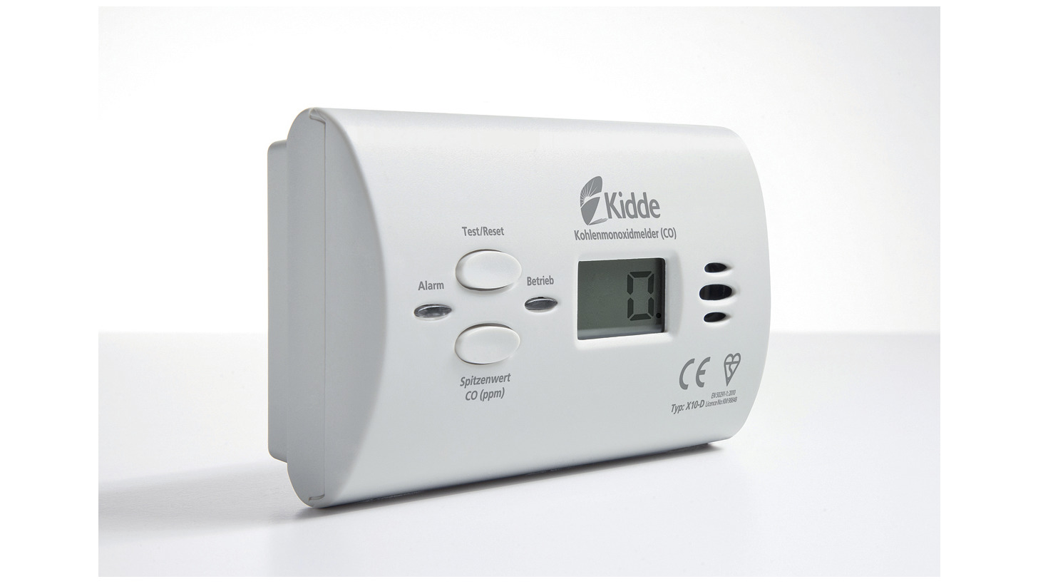 Logo Kidde CO-Alarm X10 / X10-D