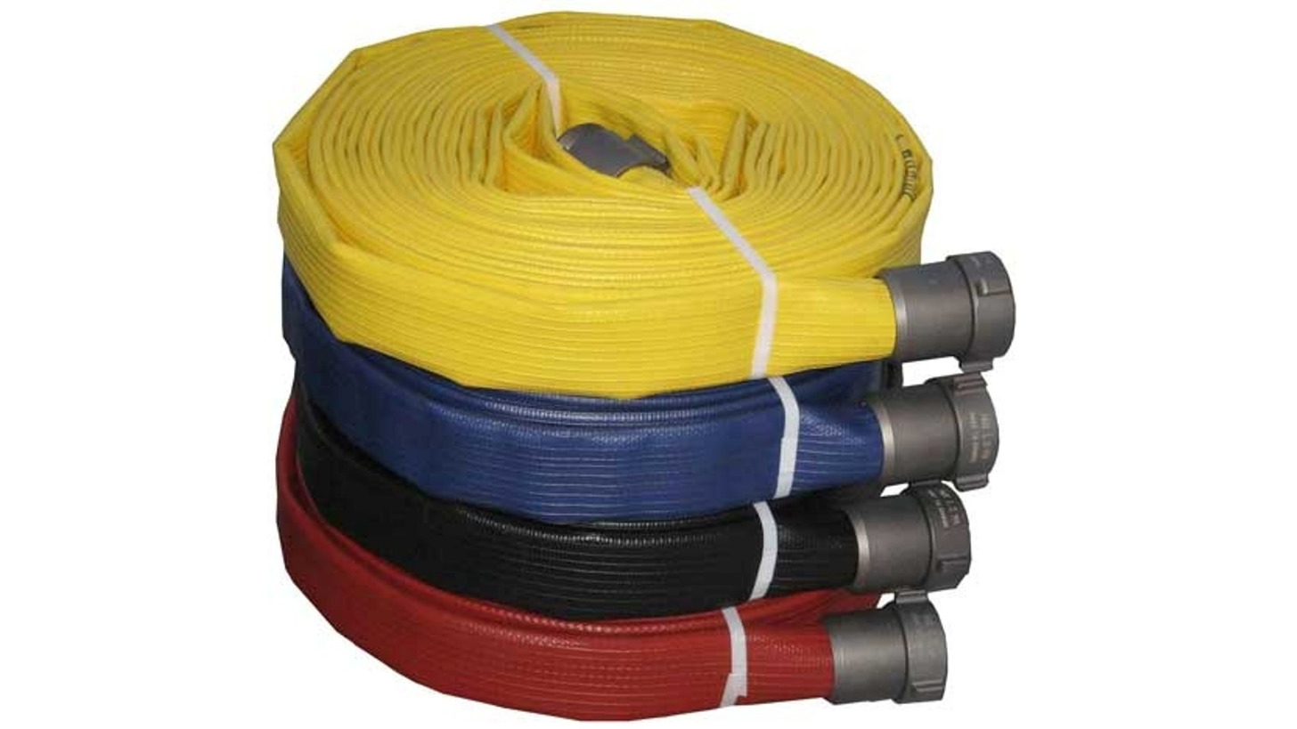 Logo Durable Fire Hose