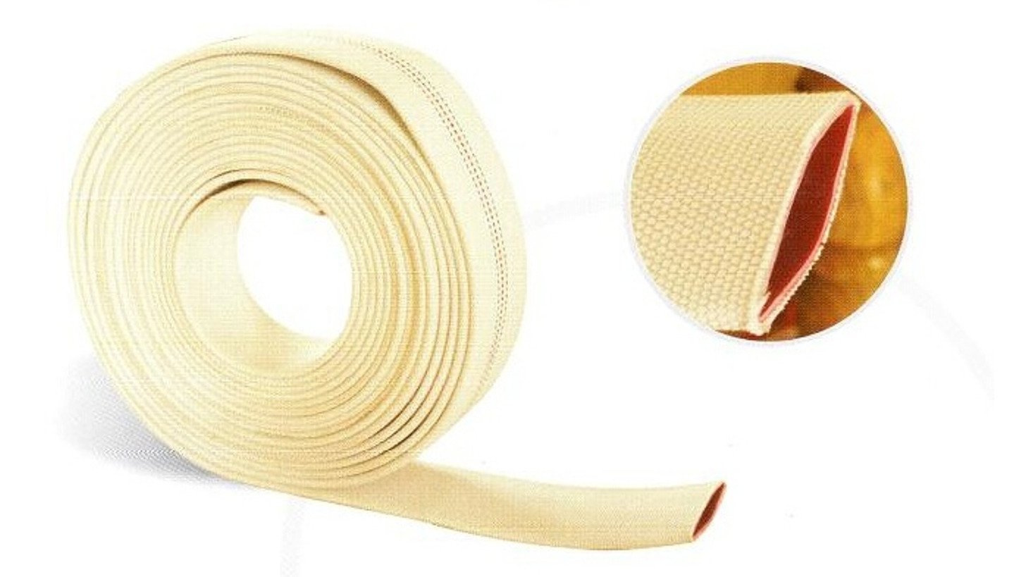 Logo Natural Rubber Lined Fire Hose