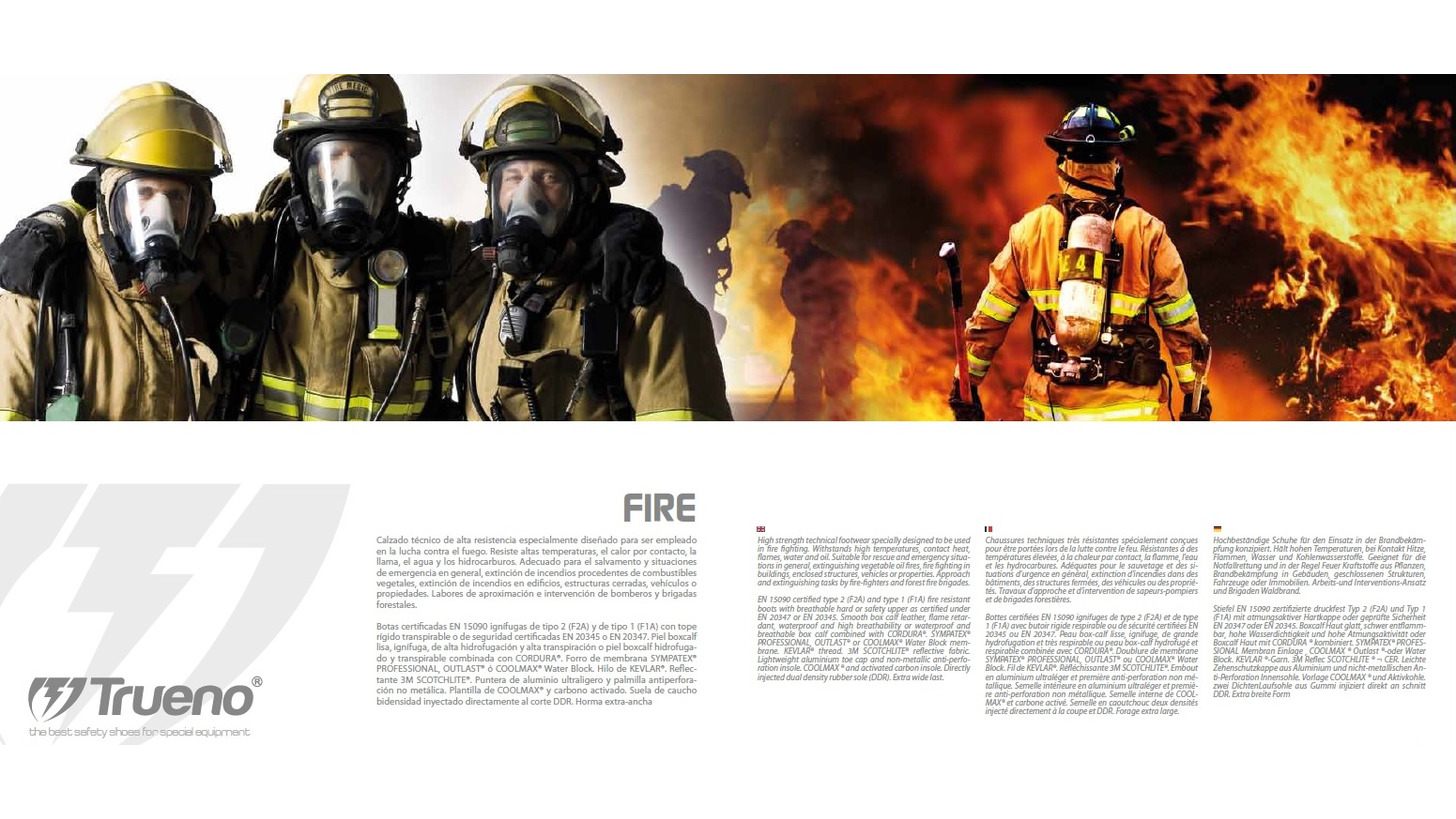 Logo FIREFIGHTERS / EMERGENCY/ FIRST RESPONSE