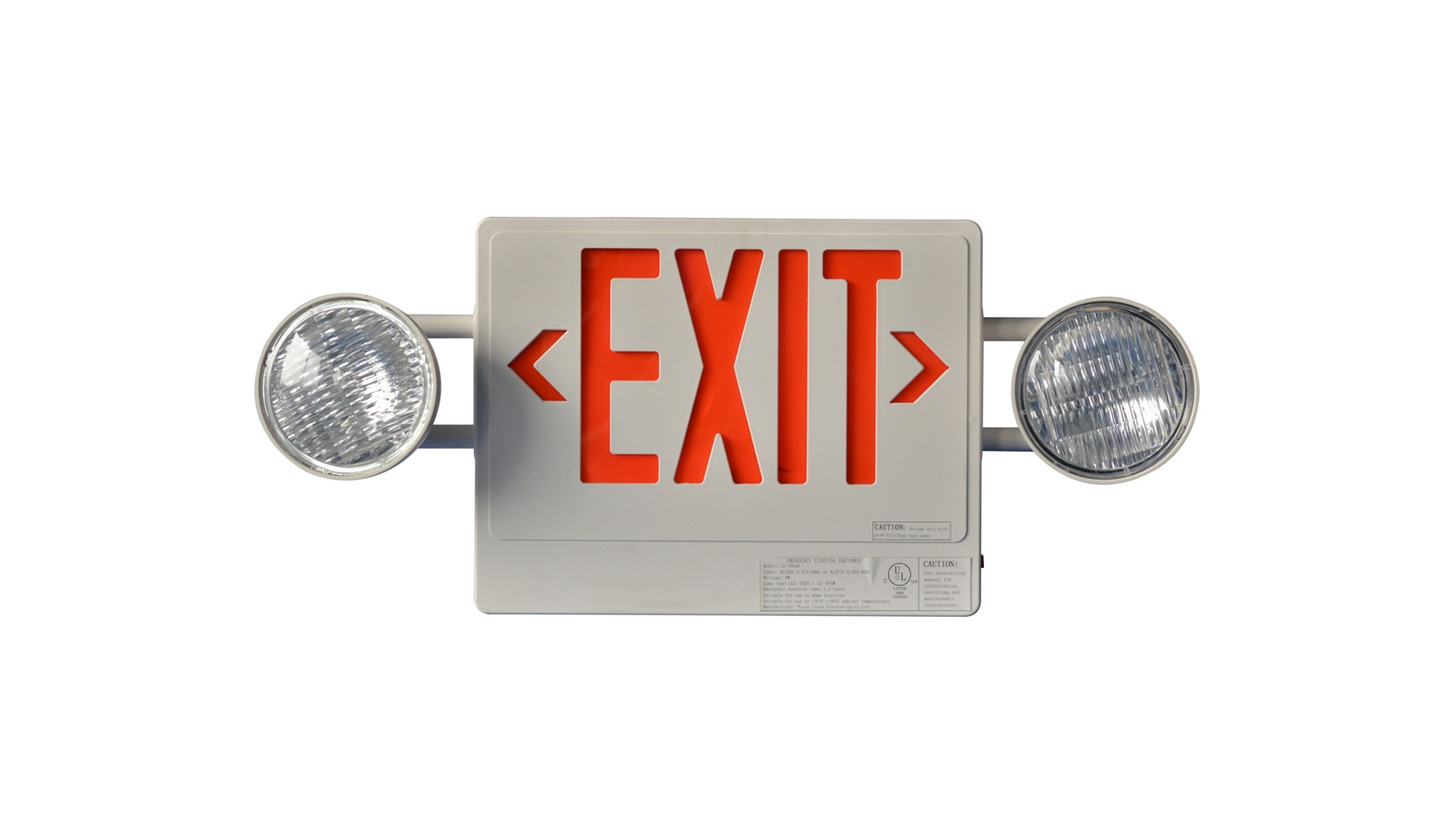 Logo Emergency Light and Exit