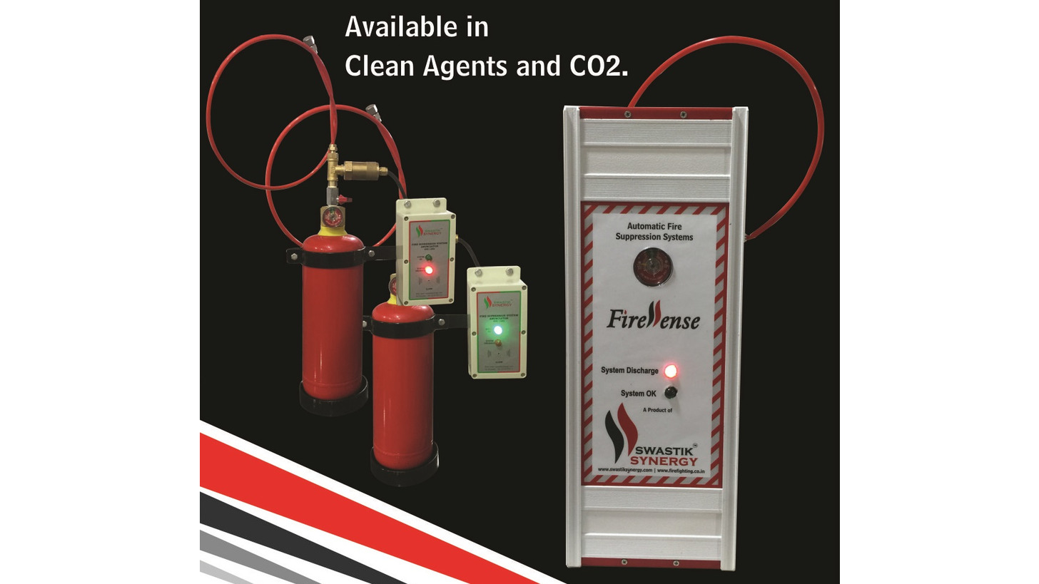 Logo FIRESENSE AUTOMATIC FIRE SUPPRESSION SYS