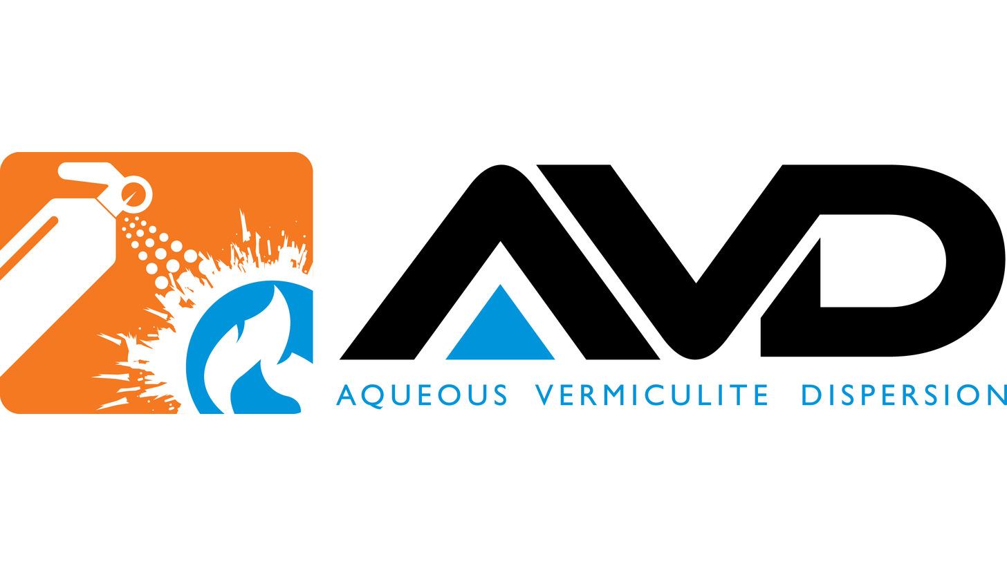 Logo AVD Fire Extinguishing Agent