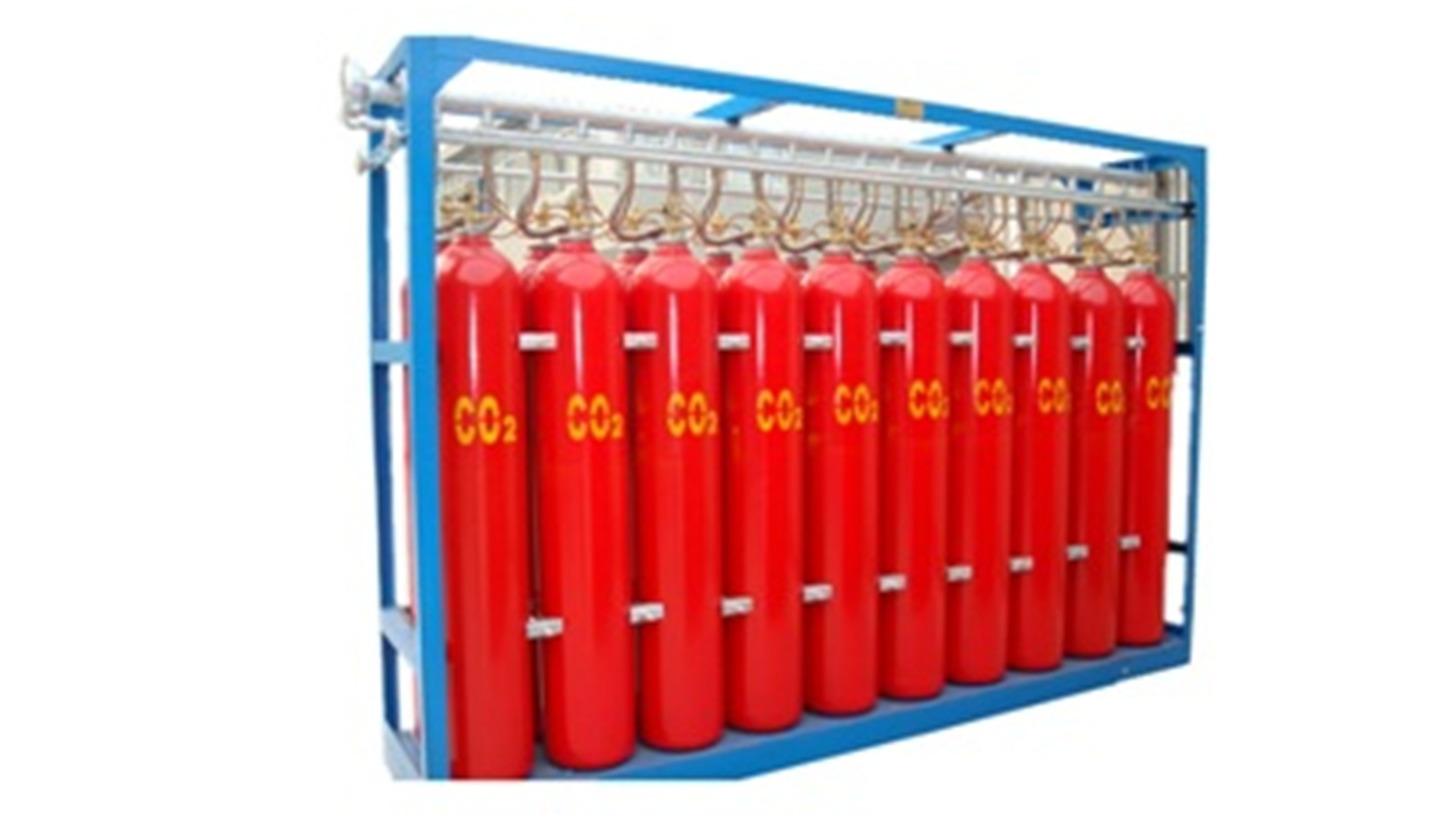 Logo Marine CO2 Fire Extinguisher System