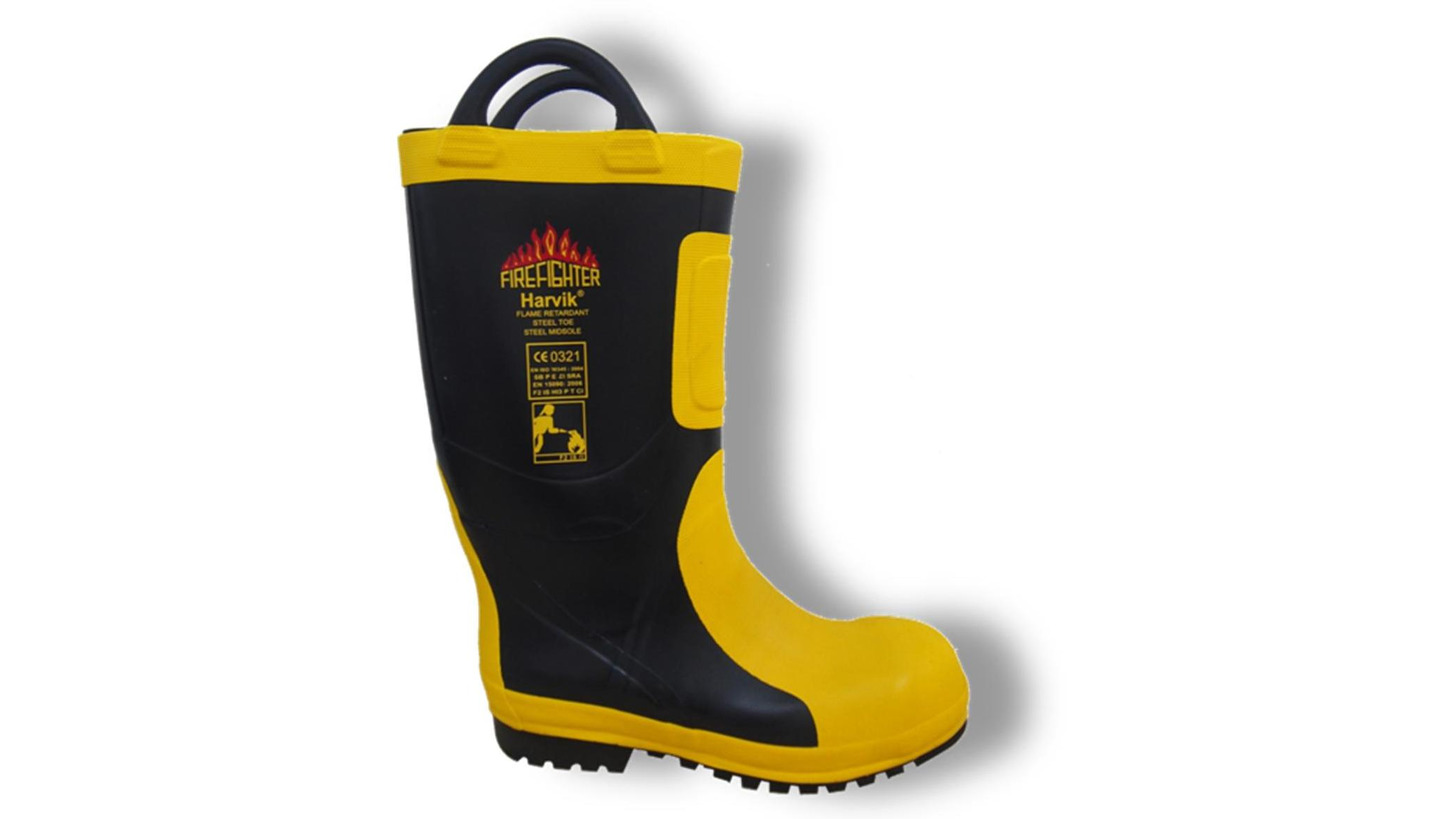 Logo Art 8687 - EN Chemical Firefighter Boot