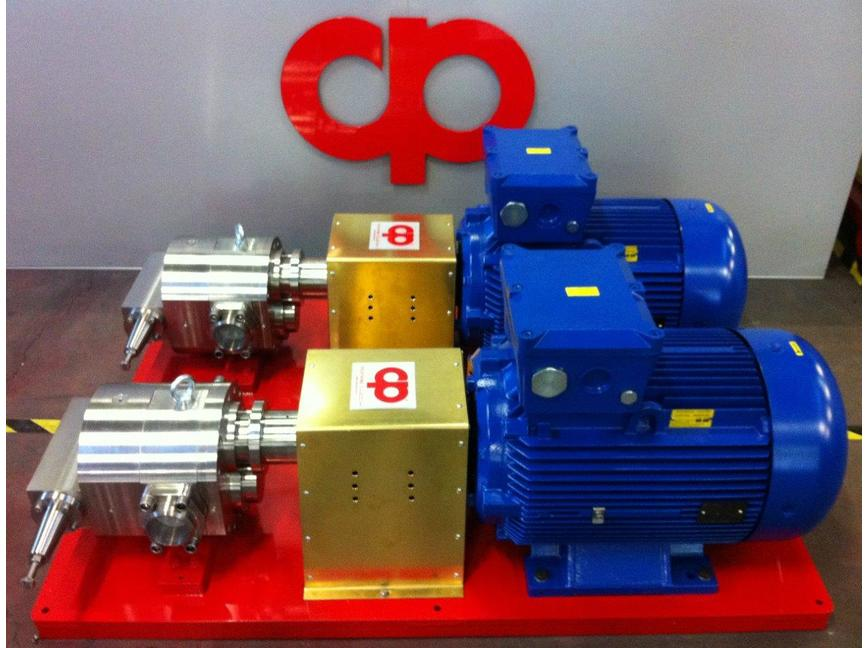 Logo Gear metering and transfer pumps