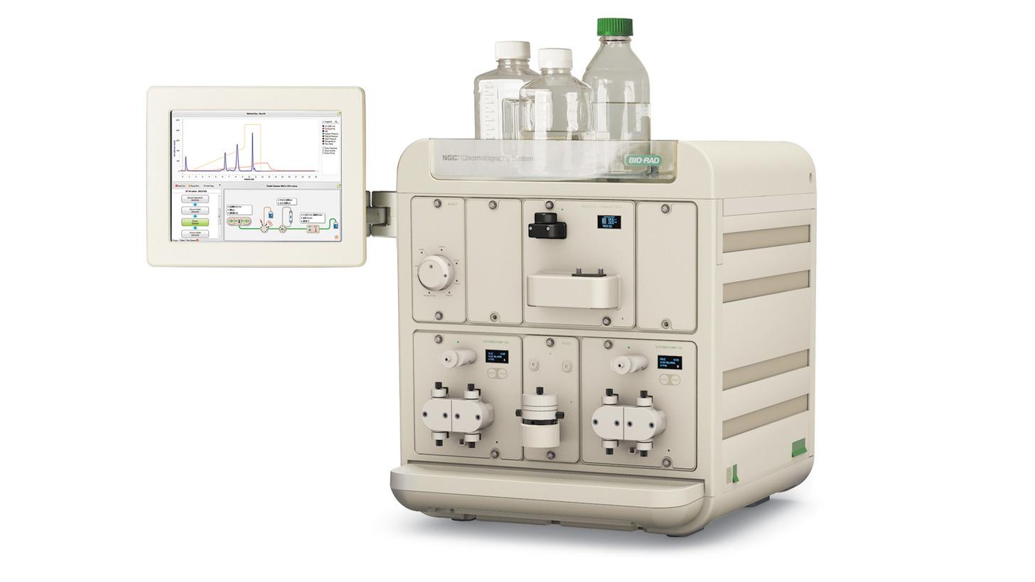 Logo NGC Medium-Pressure Liquid Chromatography Systems