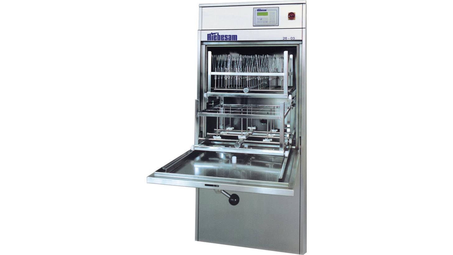 Logo Reinigungs-, Desinfektions- und Trocknungsautomat Typ 26