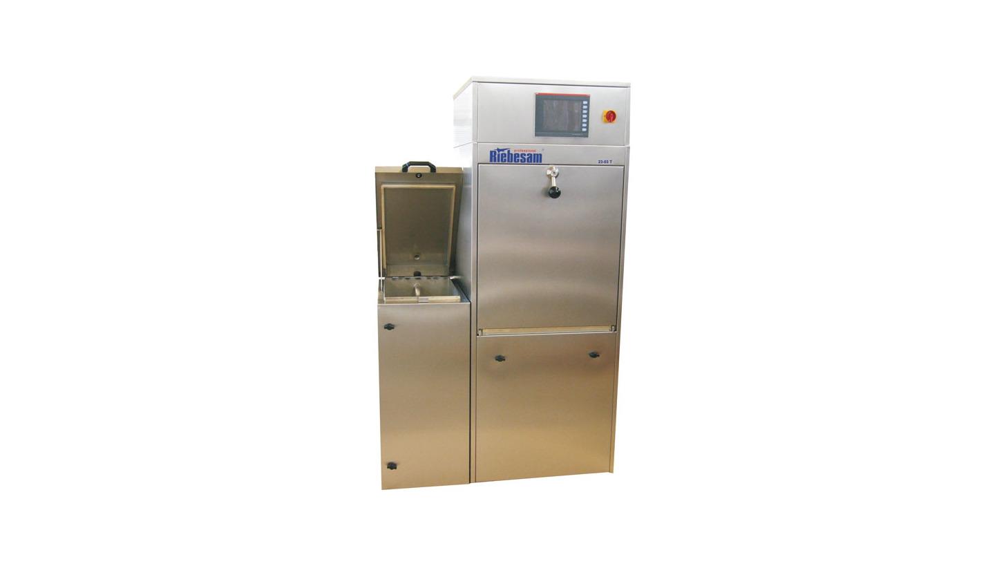 Logo Reinigungs-, Desinfektions- und Trocknungsautomat Typ 38