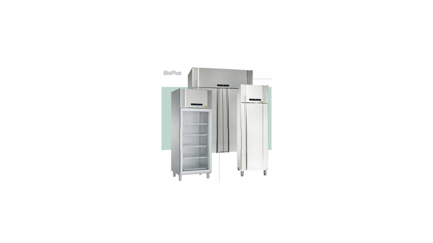 Logo 425 or 625 L explosion protected  refrigerators and freezers from GRAM