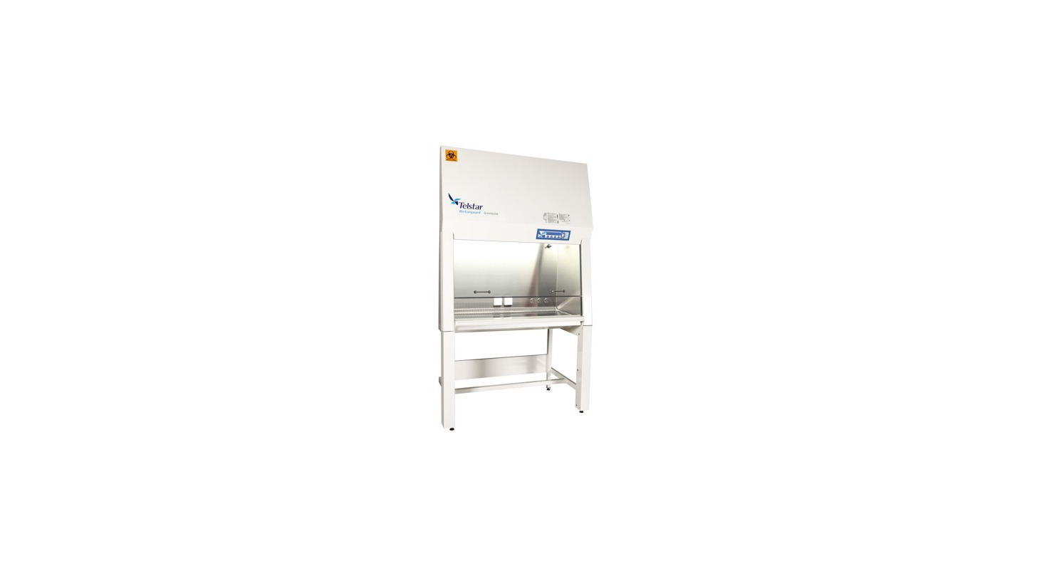Logo Class II Biological Safety Cabinet BioVanguard 4 (1,2 m)