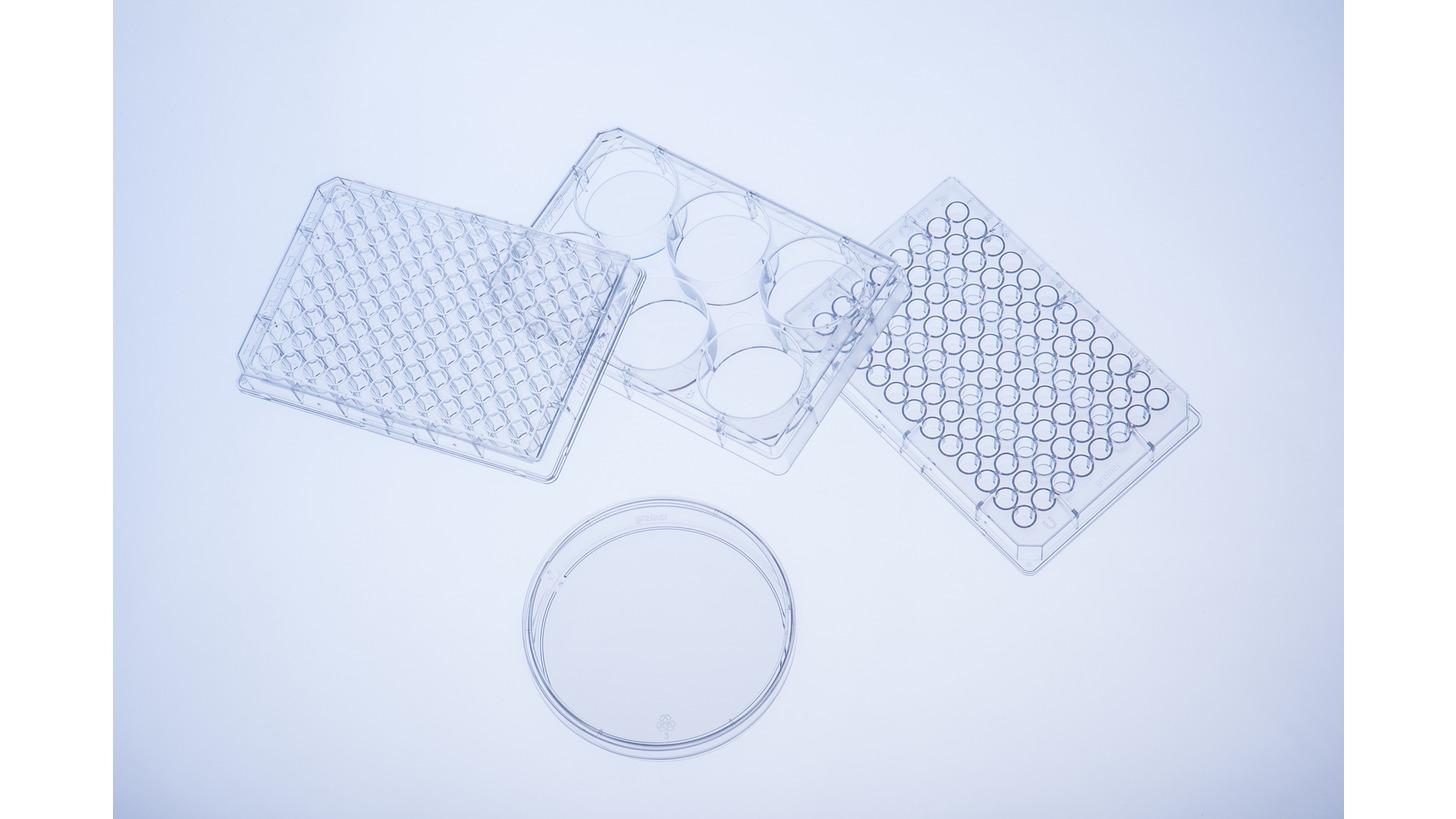 Logo CELLSTAR® Produktlinie mit neuer zellabweisender Oberfläche