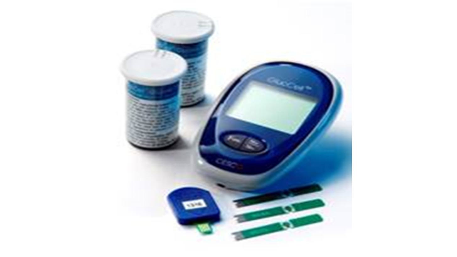 Logo Cell culture glucose monitoring system