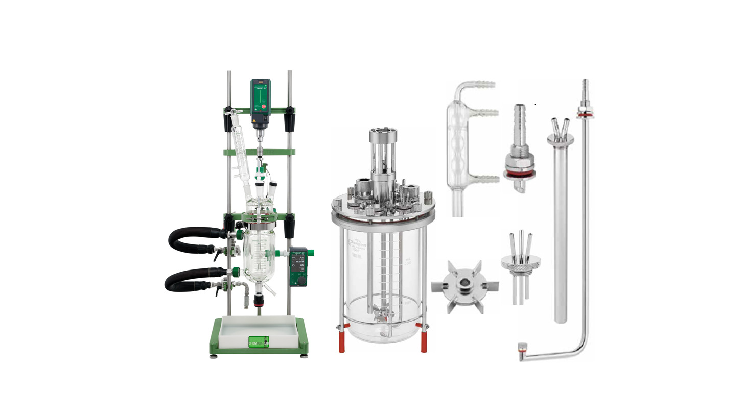 Logo Compact process reactor systems