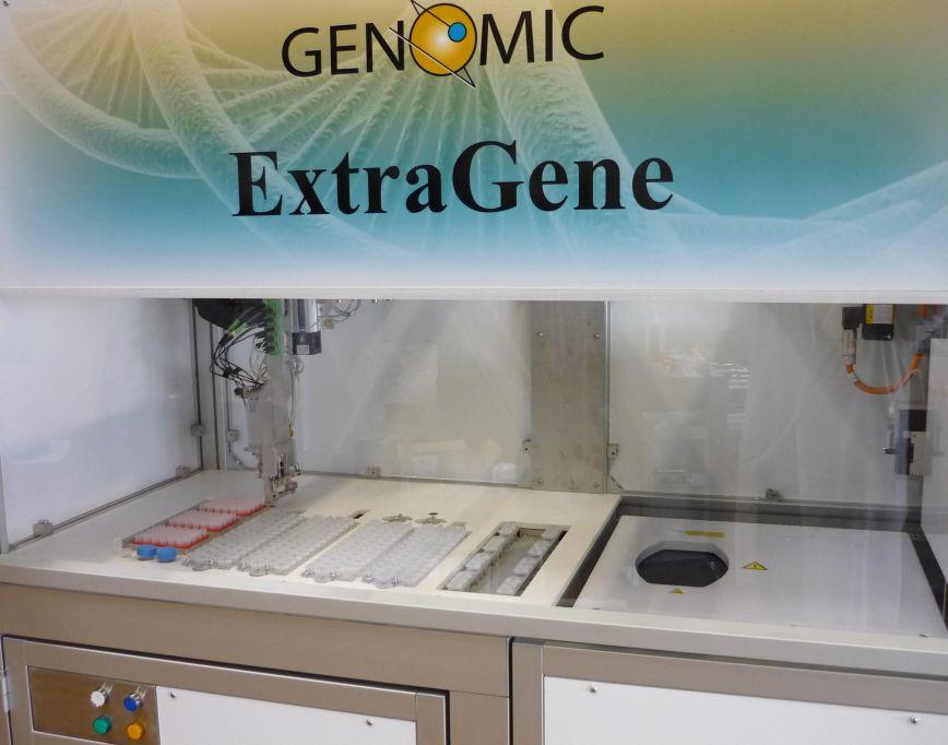 Logo ExtraGene