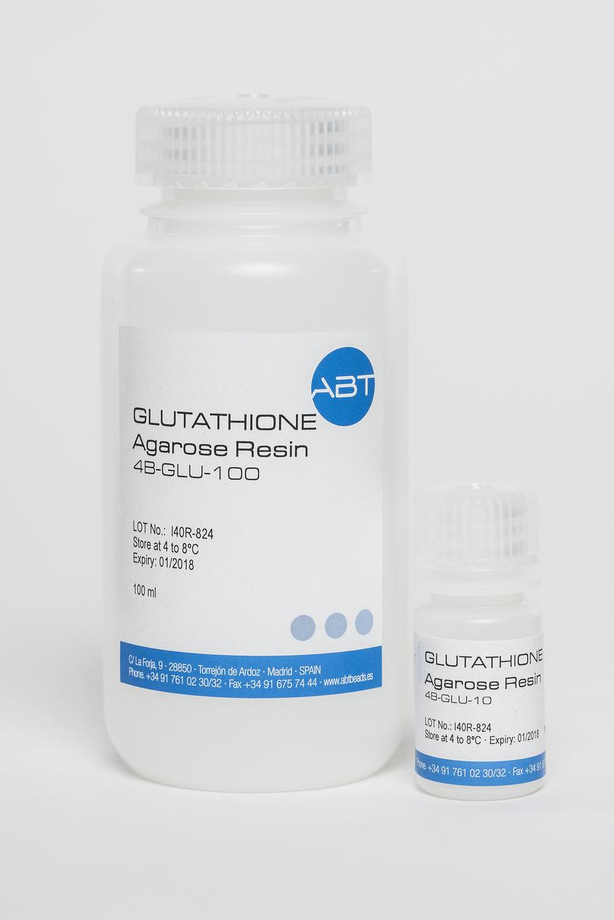 Logo Glutathione Agarose Beads